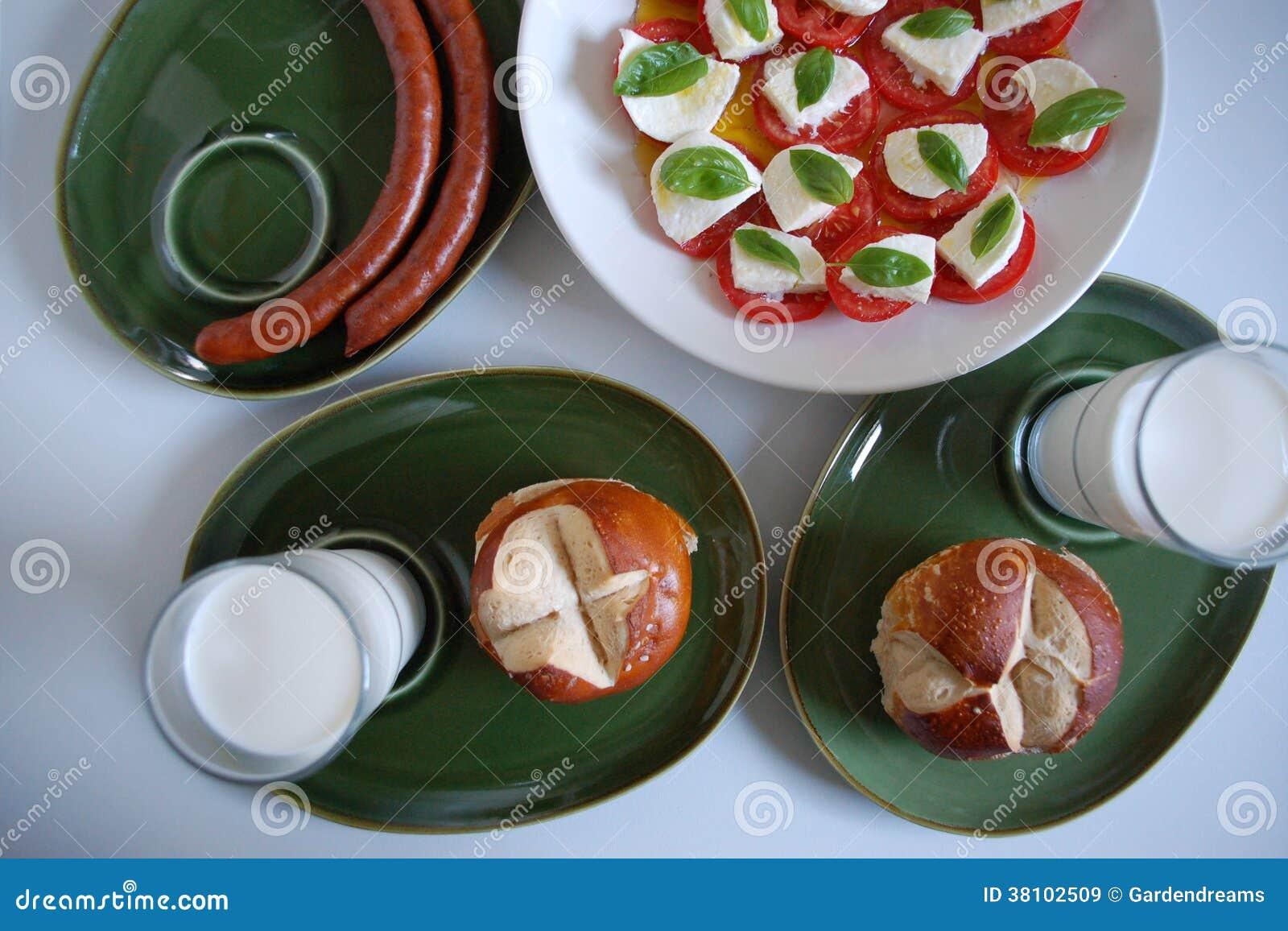 speciaal ontbijt