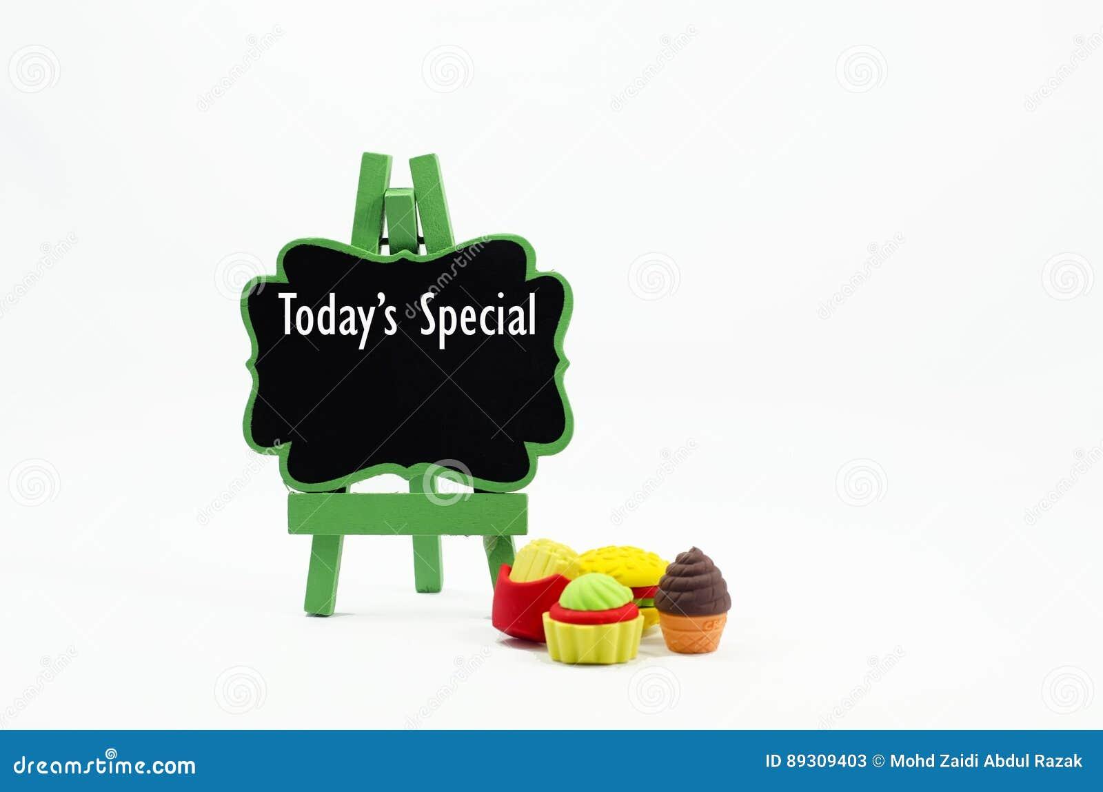 Speciaal van vandaag