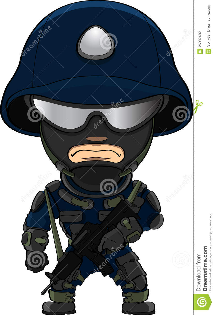 special forces soldier stock illustration illustration of