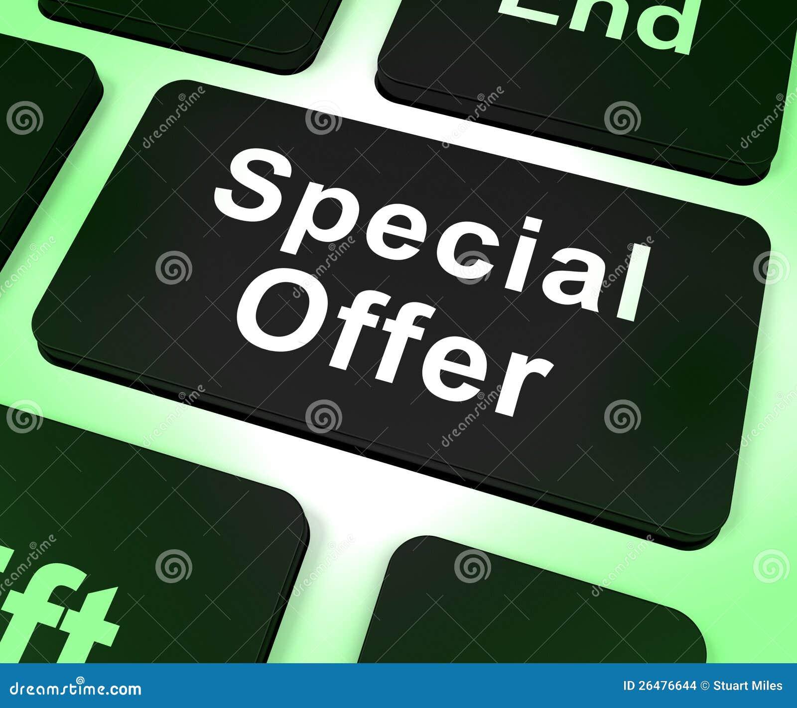 special offer computer key shows discount stock images image 26476644. Black Bedroom Furniture Sets. Home Design Ideas