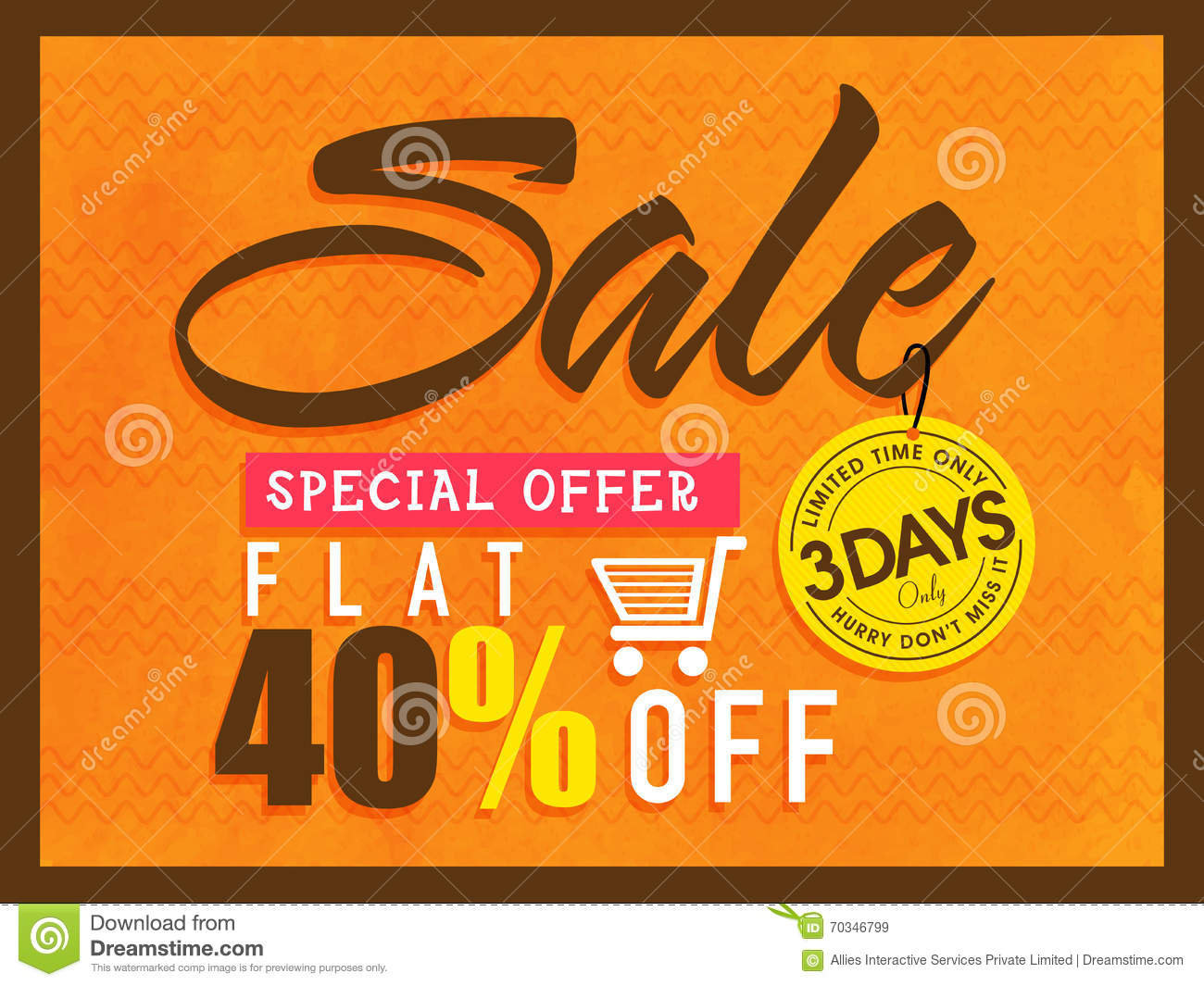 special offer flyer poster or banner stock illustration special offer flyer poster or banner
