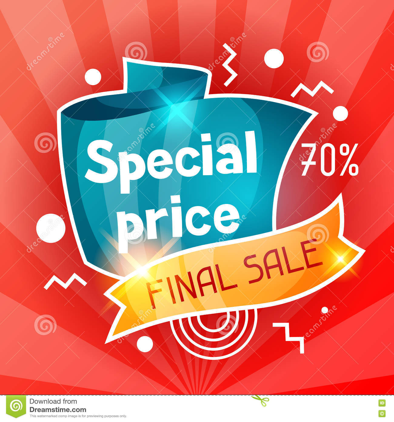 special price banner advertising flyer for commerce special price banner advertising flyer for commerce discount and offer