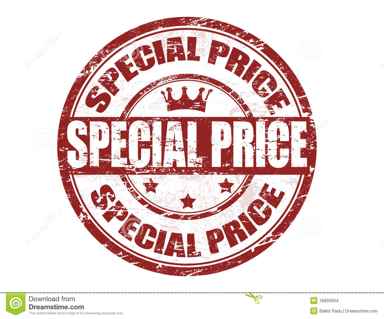 Special price stamp stock vector. Image of offer, choice ...