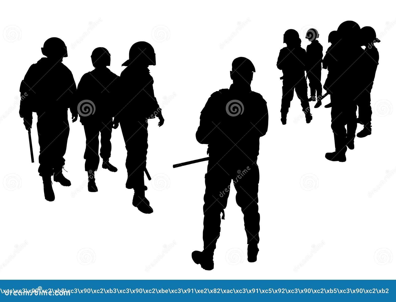 Speciale politiemachten