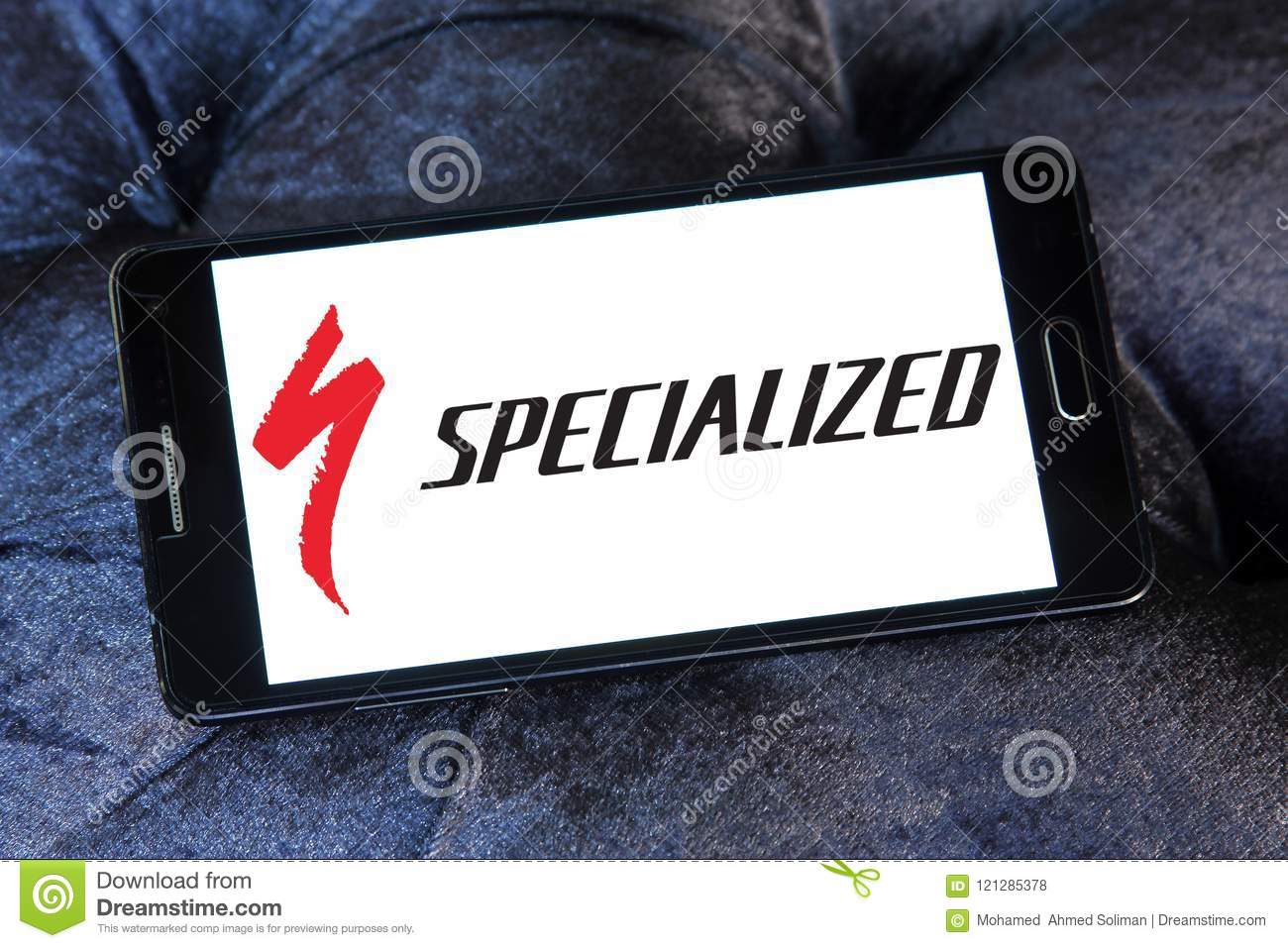 Specialized Bicycle Components Logo Editorial Stock Photo Image Of