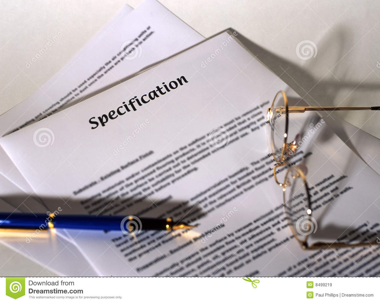 Specifikation