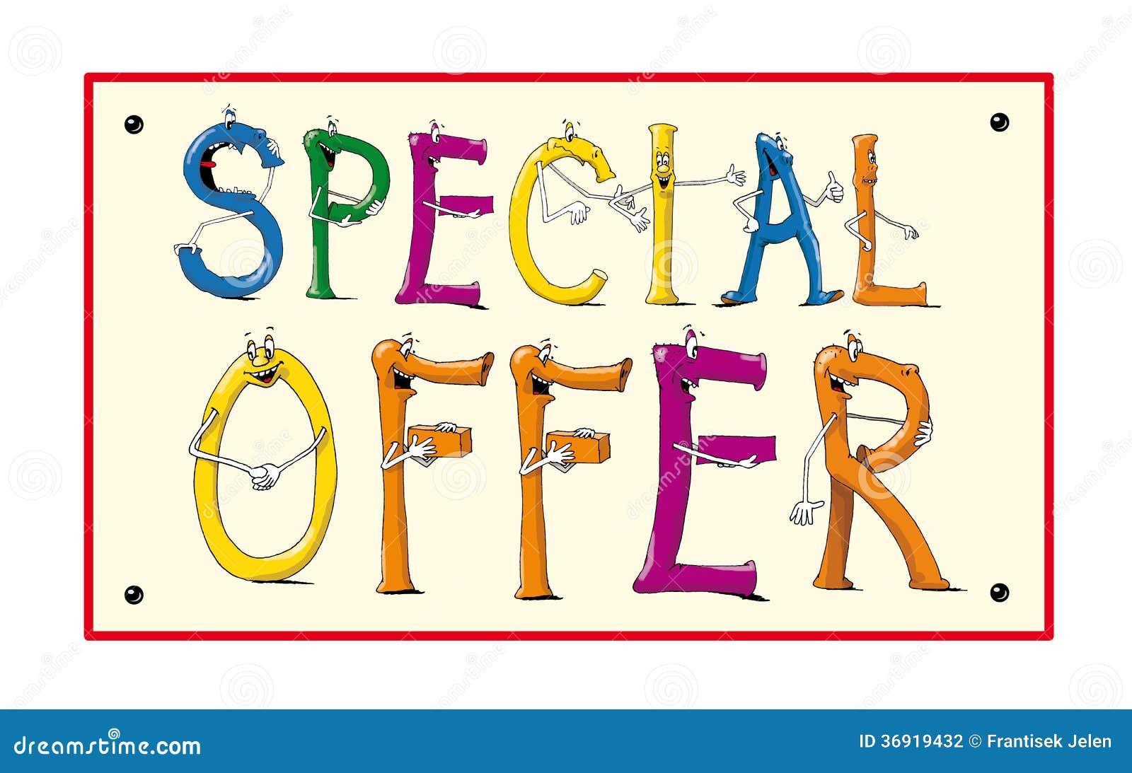 Specjalna oferta