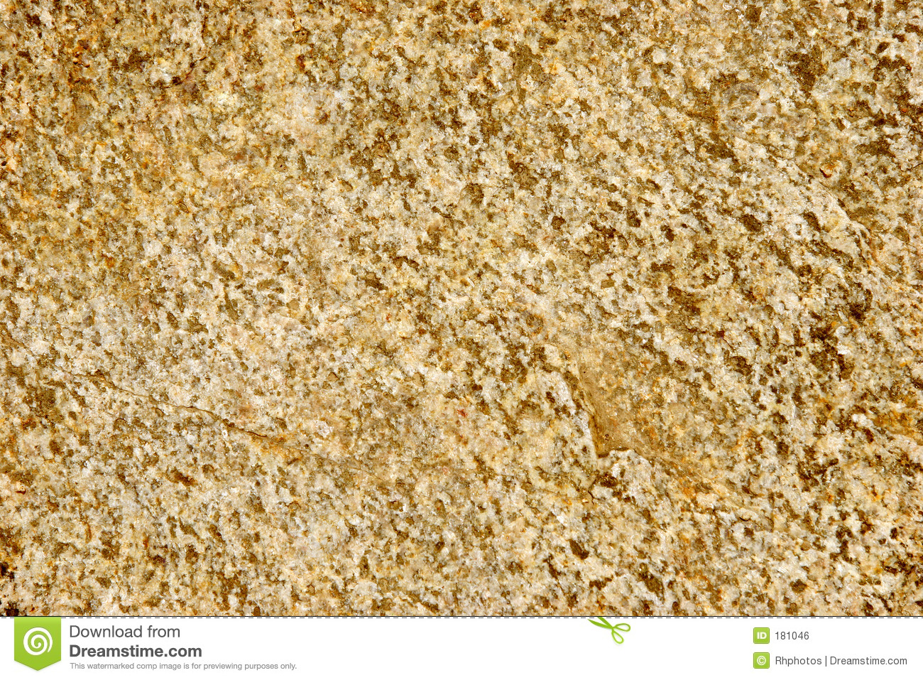 Speckled Gold Rock