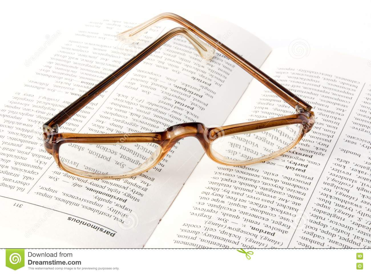 Spectacles Picture  Image: 2936816
