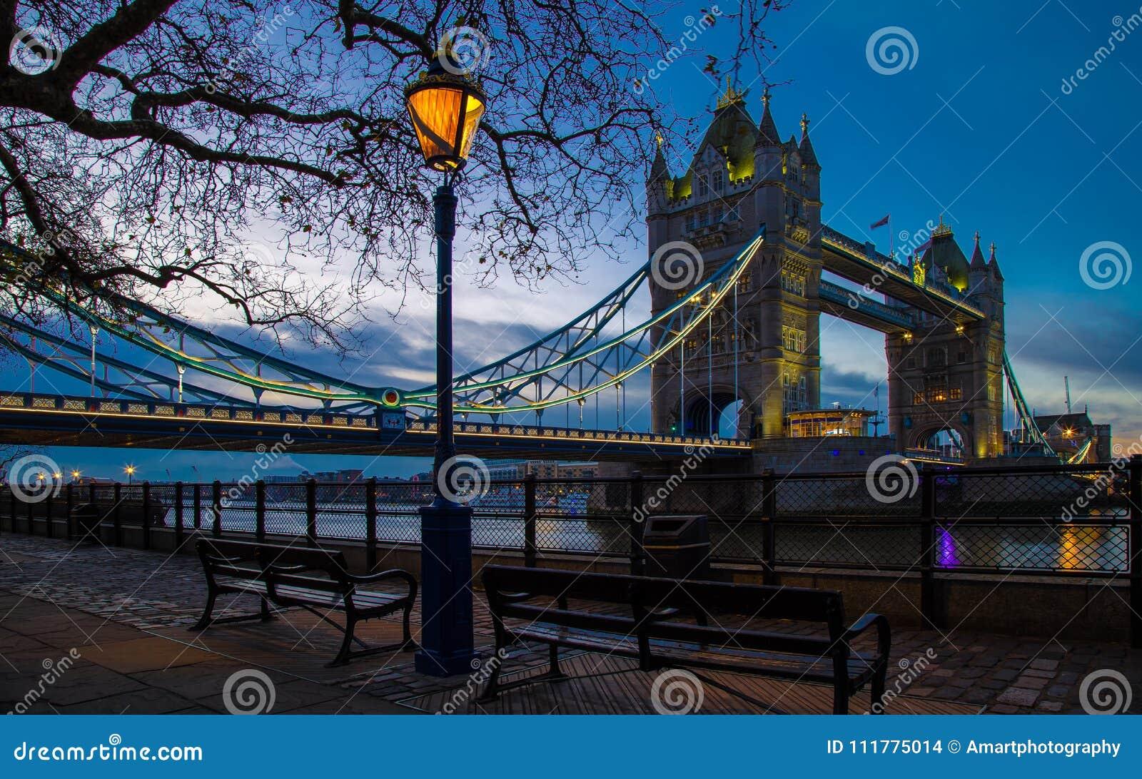 Amazing Tower Bridge London England Europe