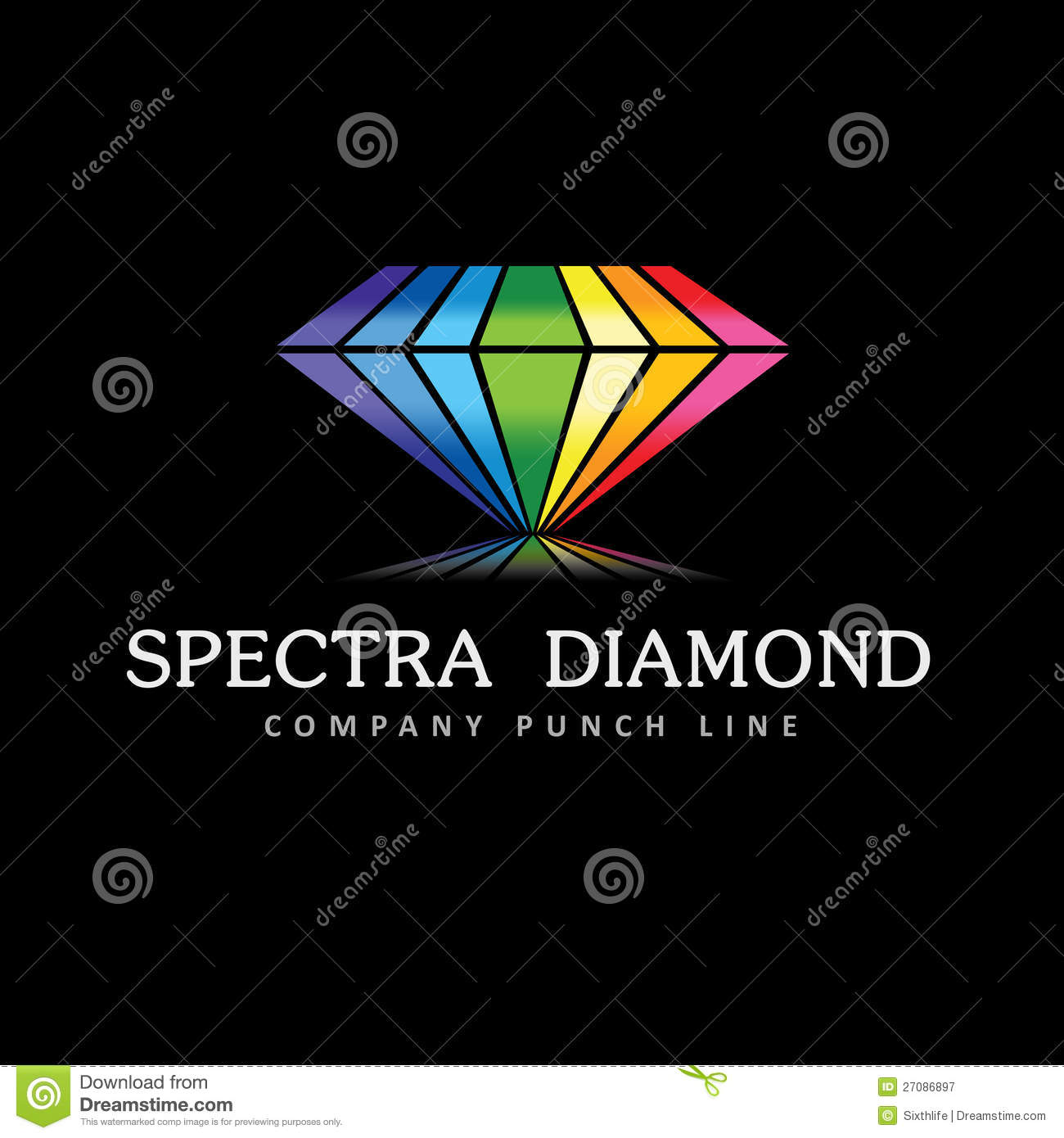 Diamond Logo Stock Photos, Images, & Pictures - 190 Images