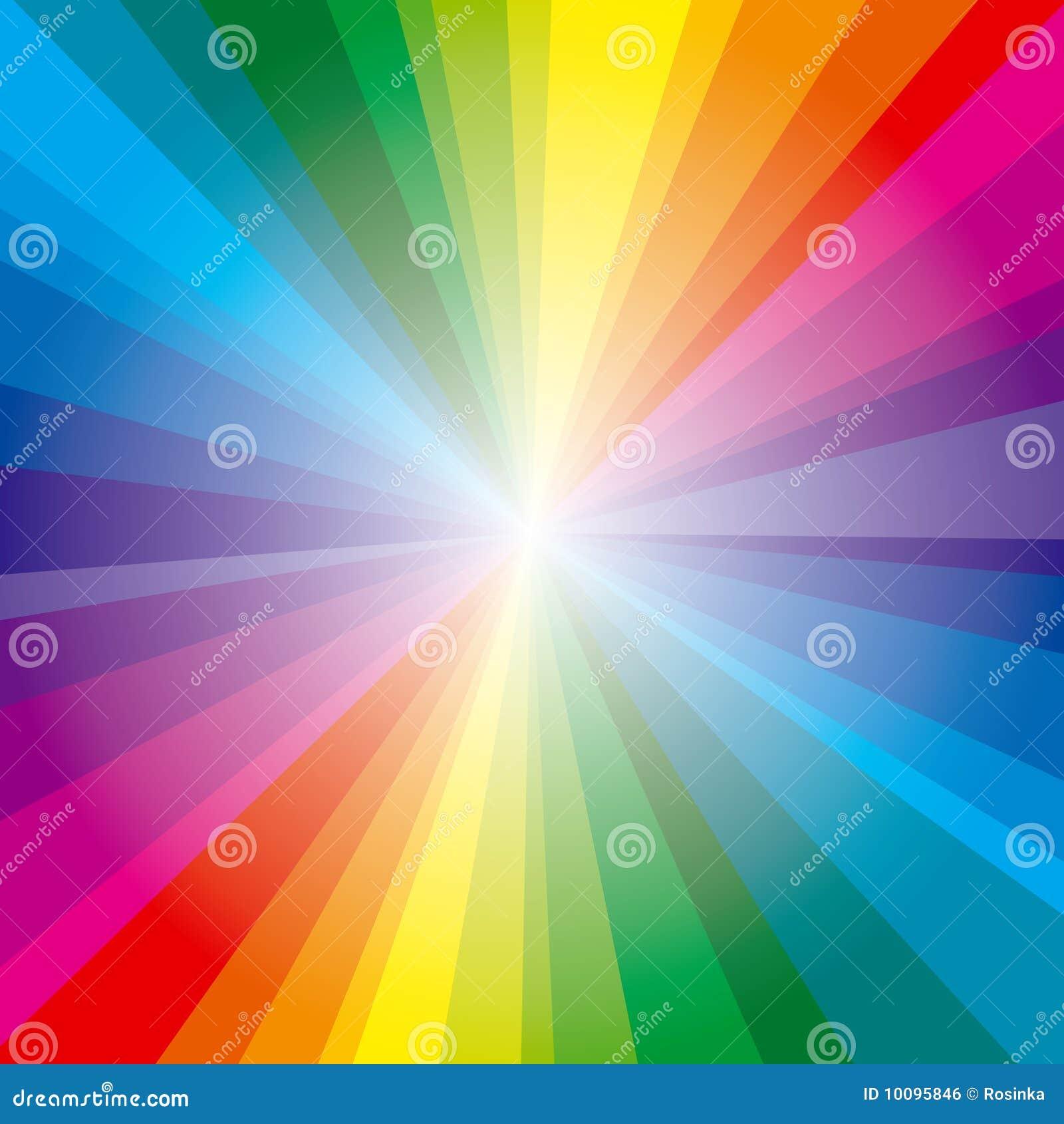 spectrum of light background - photo #35