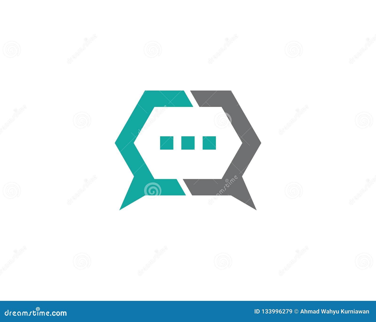 e8bbce0f612427 Speech bubble icon stock vector. Illustration of communication ...
