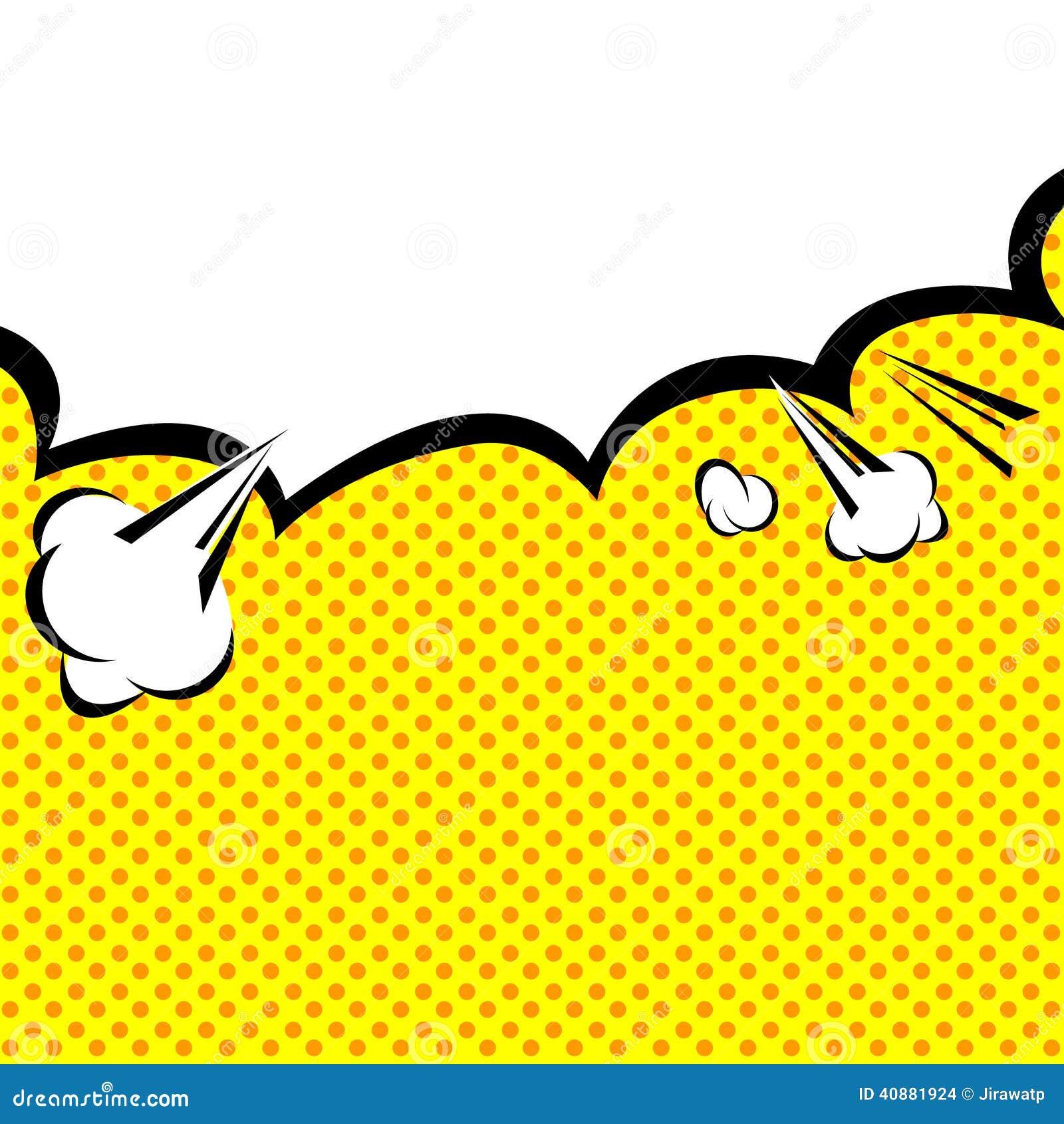 speech bubble pop art style stock vector illustration of empty