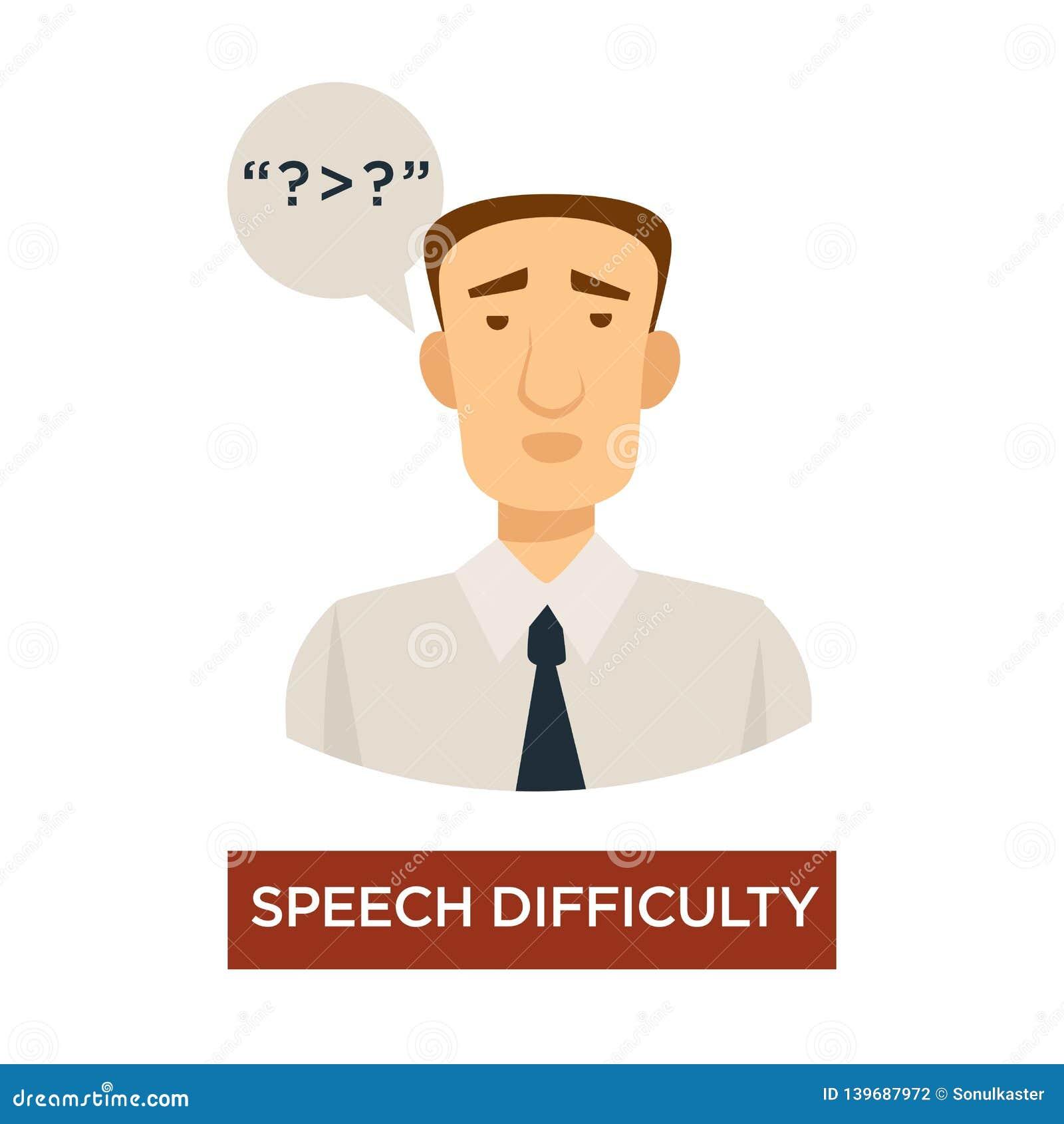 Speech difficulty symptom stroke sign disease prevention