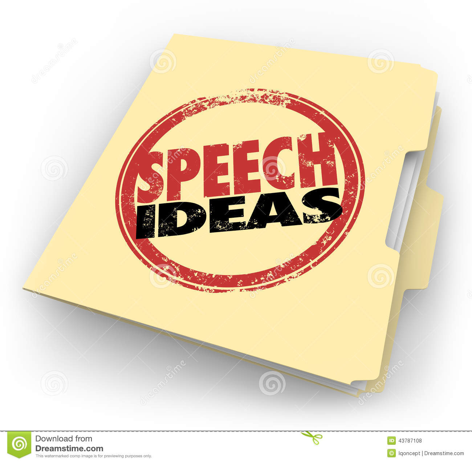 speech suggestions