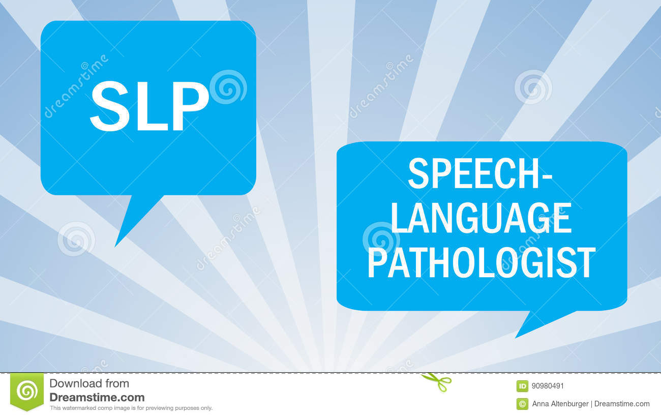 dating a speech pathologist What do speech-language pathologists do more than you think when most people think about speech-language pathologists (s-lps find a speech-language pathologist.