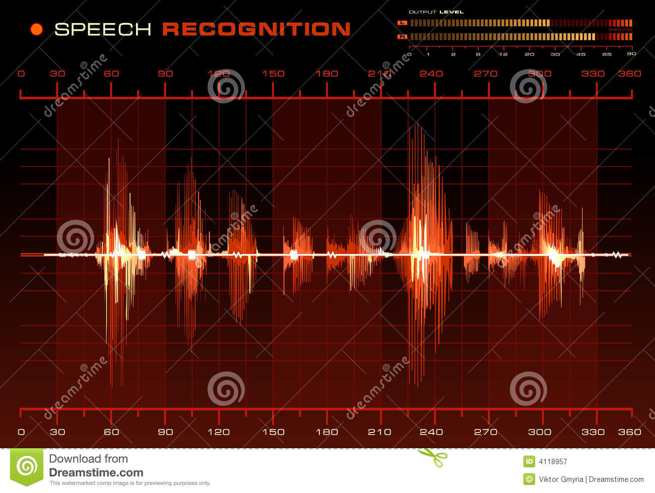 Speech Recognition Royalty Free Stock Photography - Image: 4118957