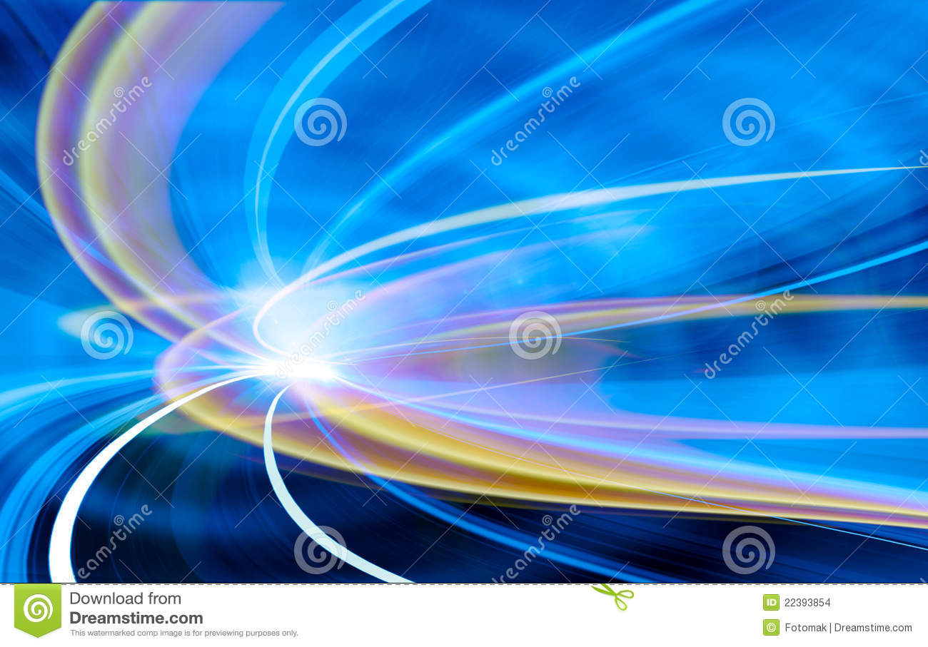 Speed abstract technology background