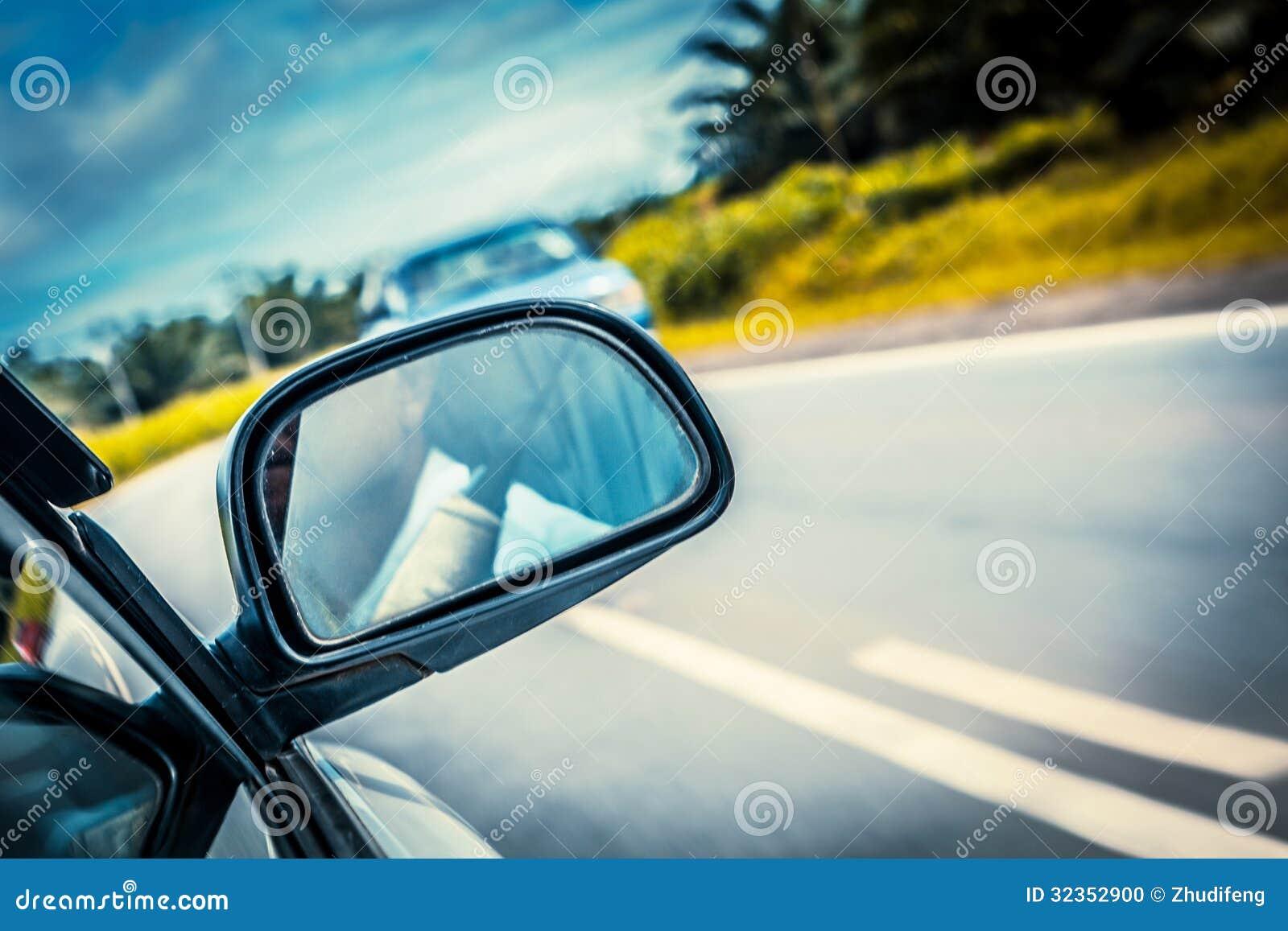 Dreams Of An Empty Car Driving