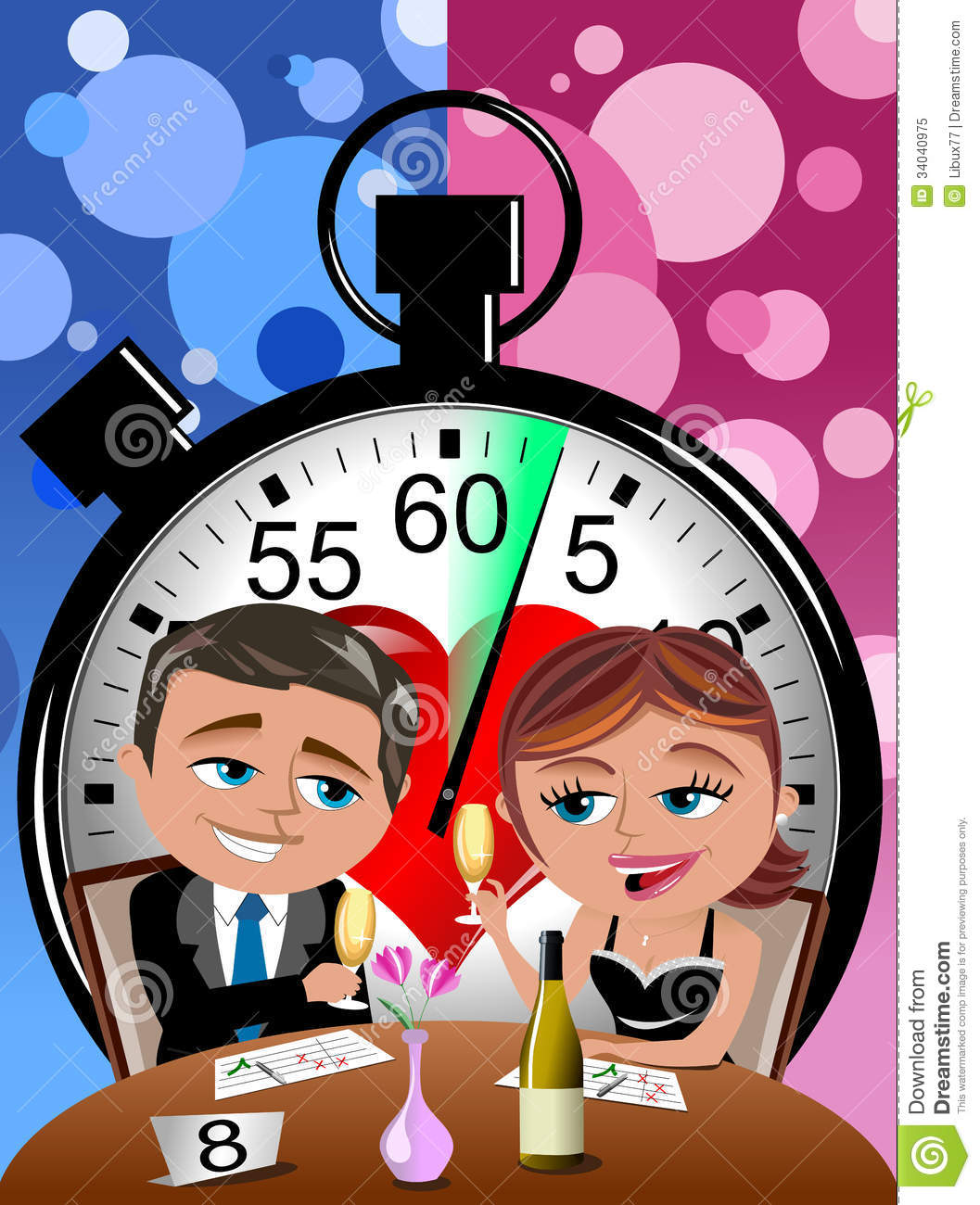 Speed ​​dating argentinske SFI