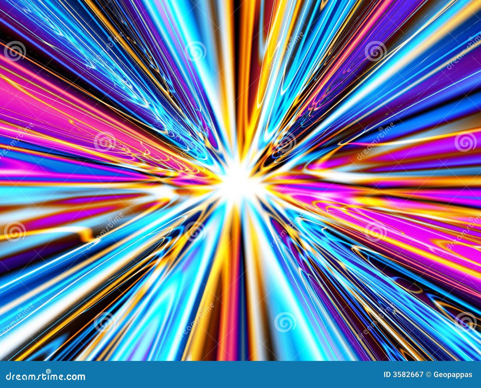 Speed of Light Background