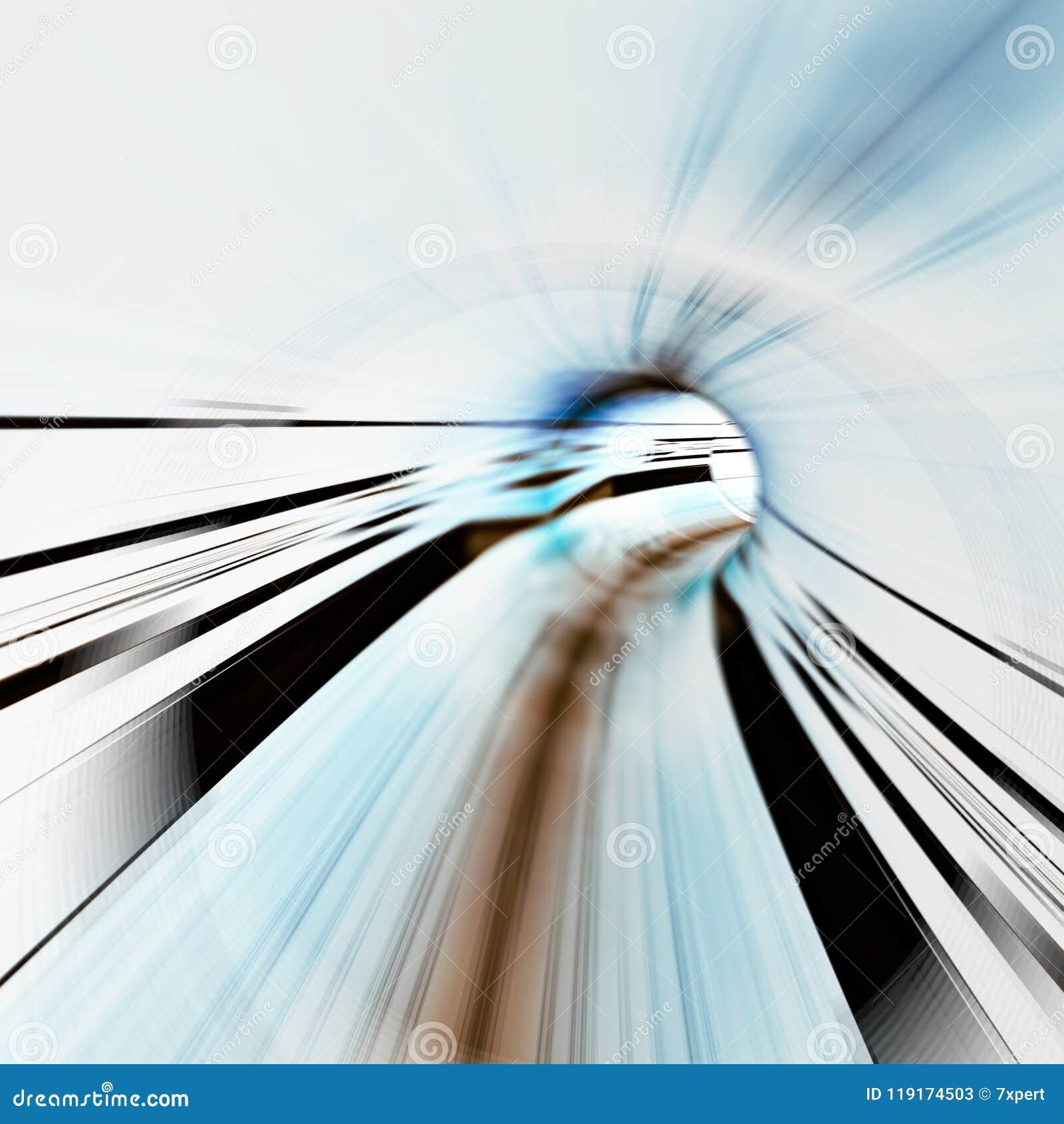 Speed lights effects