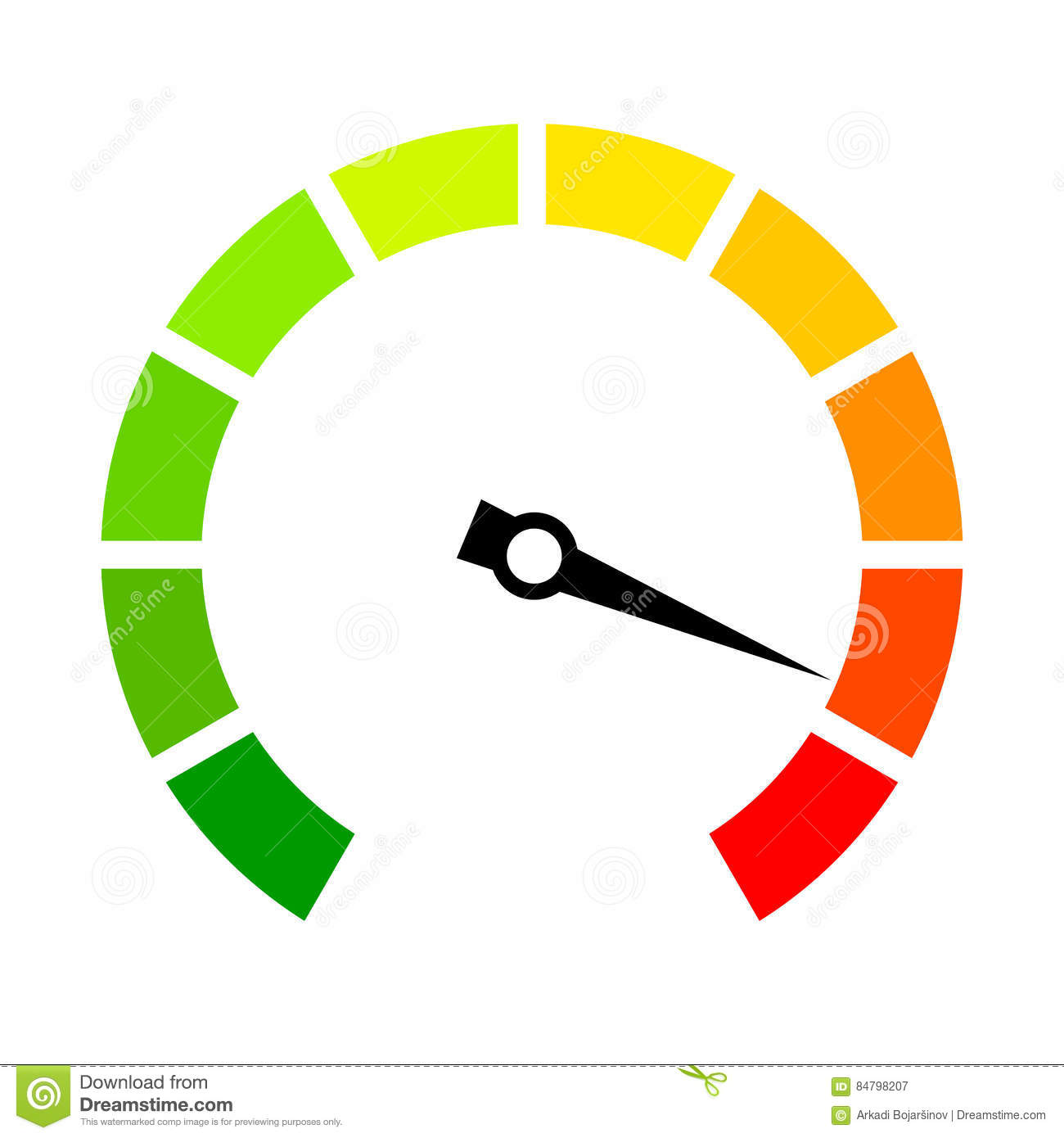 Speed Metering Stock Illustrations 741 Audio Indicator By Vectors Clipart Dreamstime