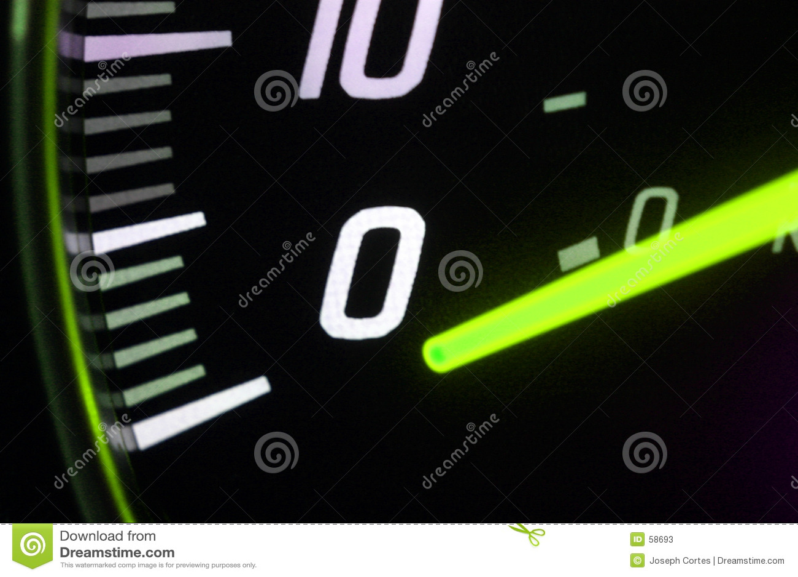 Download Speedometer στοκ εικόνα. εικόνα από οδόμετρο, ταπετσαρία - 58693