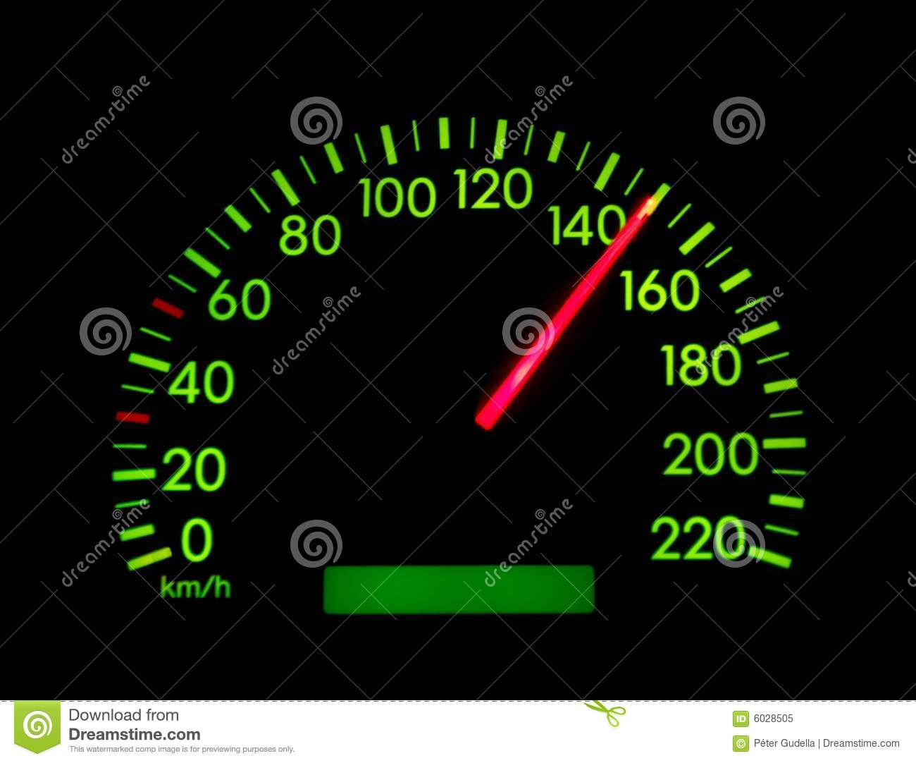 Speedometer stock image. Image of fast, launch ...