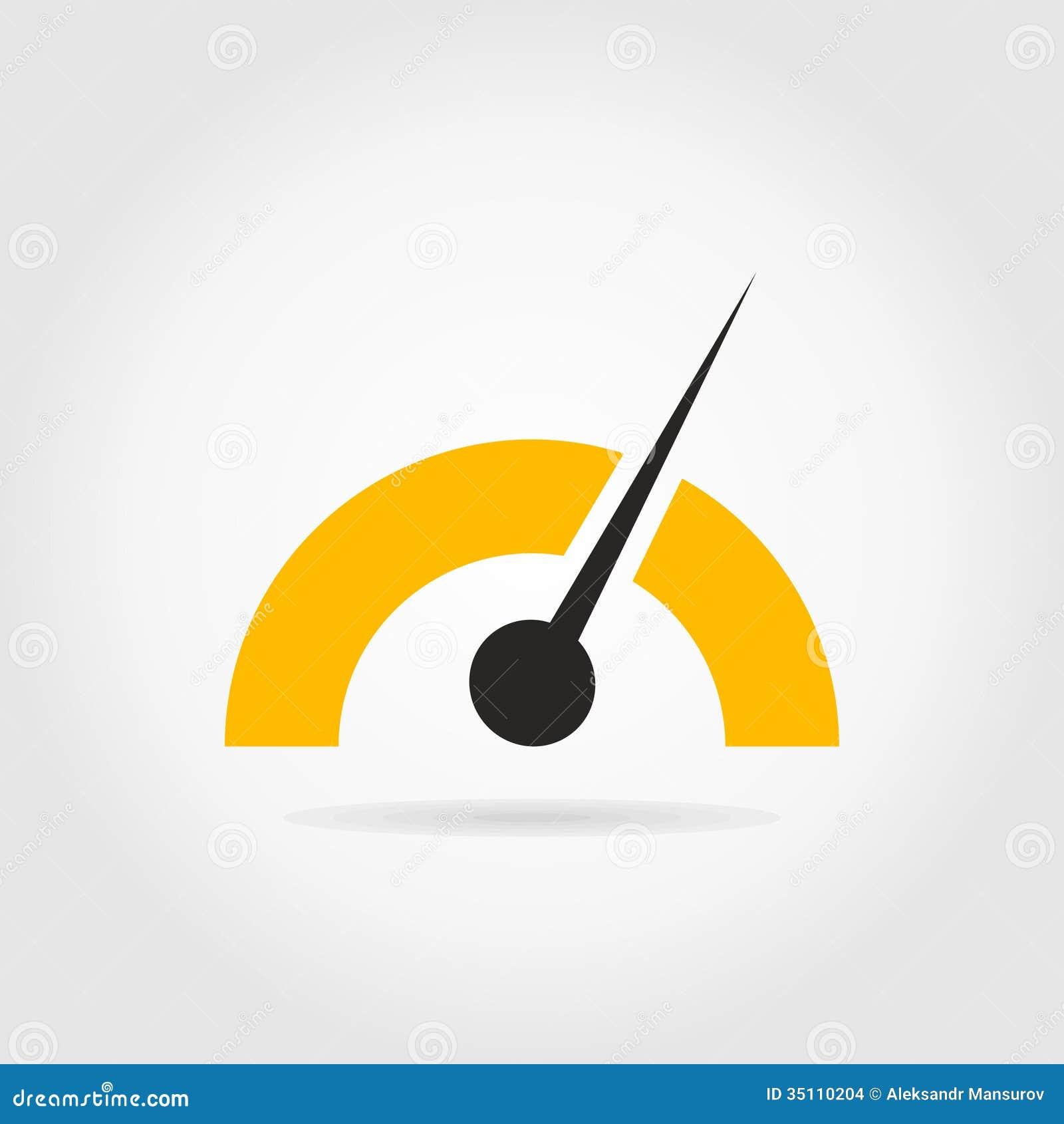 speedometer stock vector  image of digitally  lorry