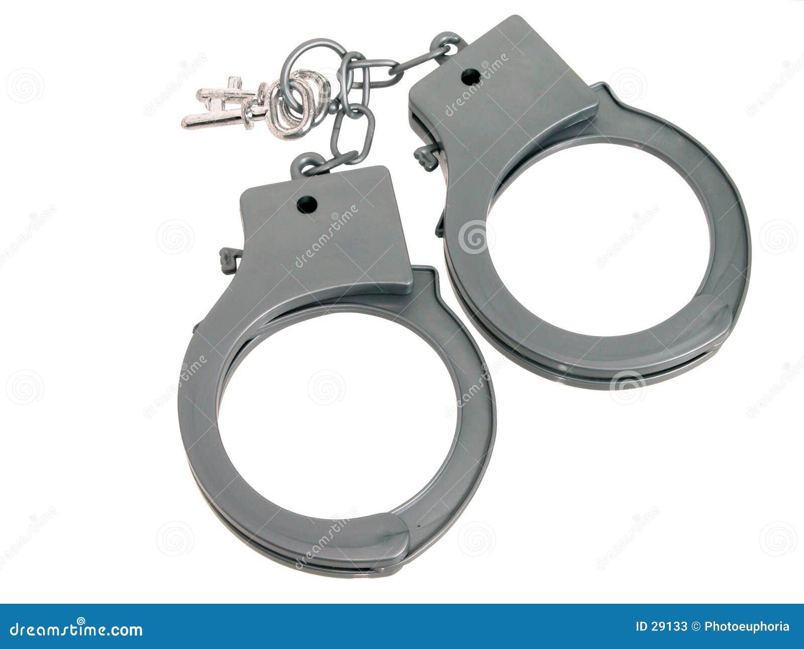 Speelgoed: Plastic Handcuffs