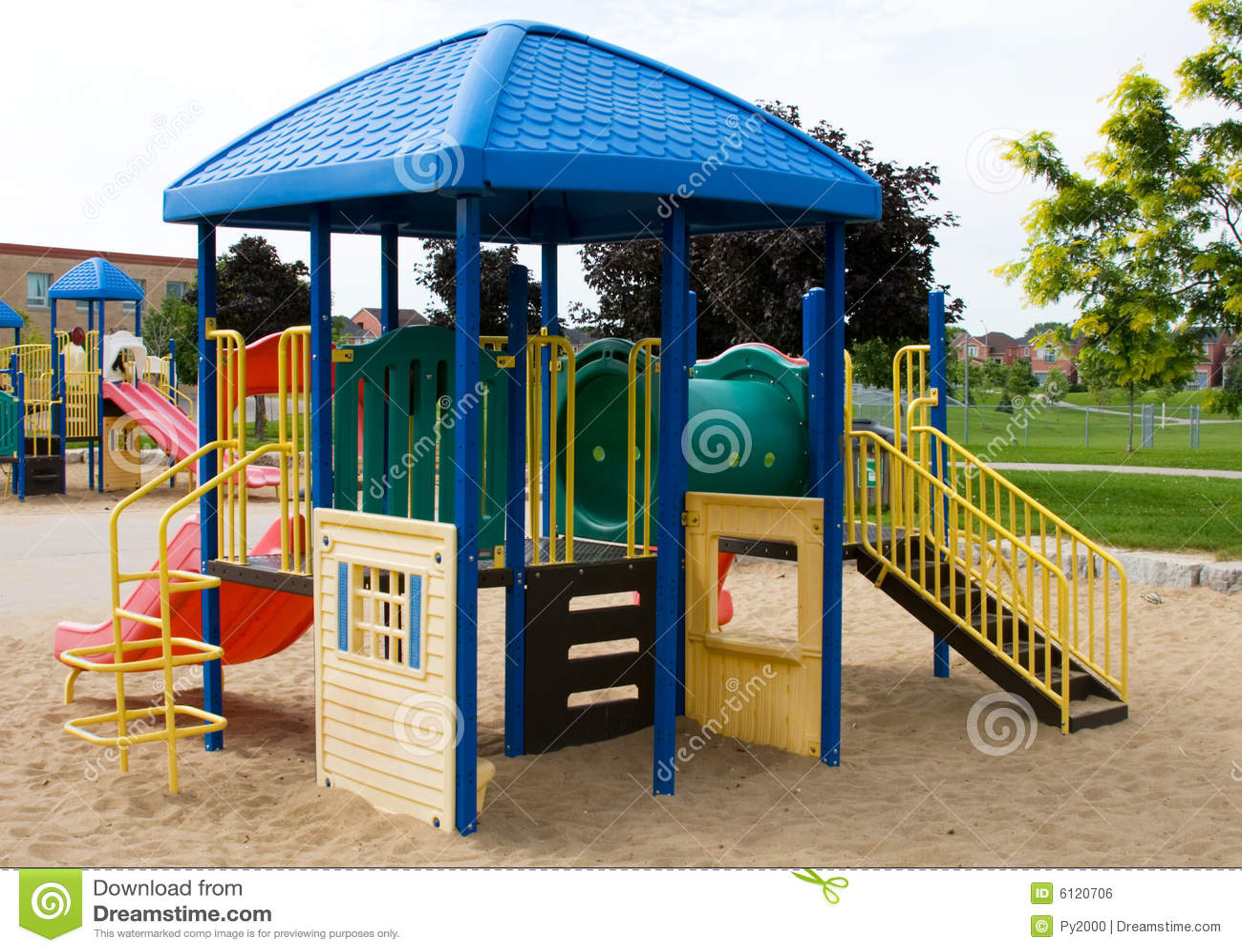 Speelplaats 3 van kinderen