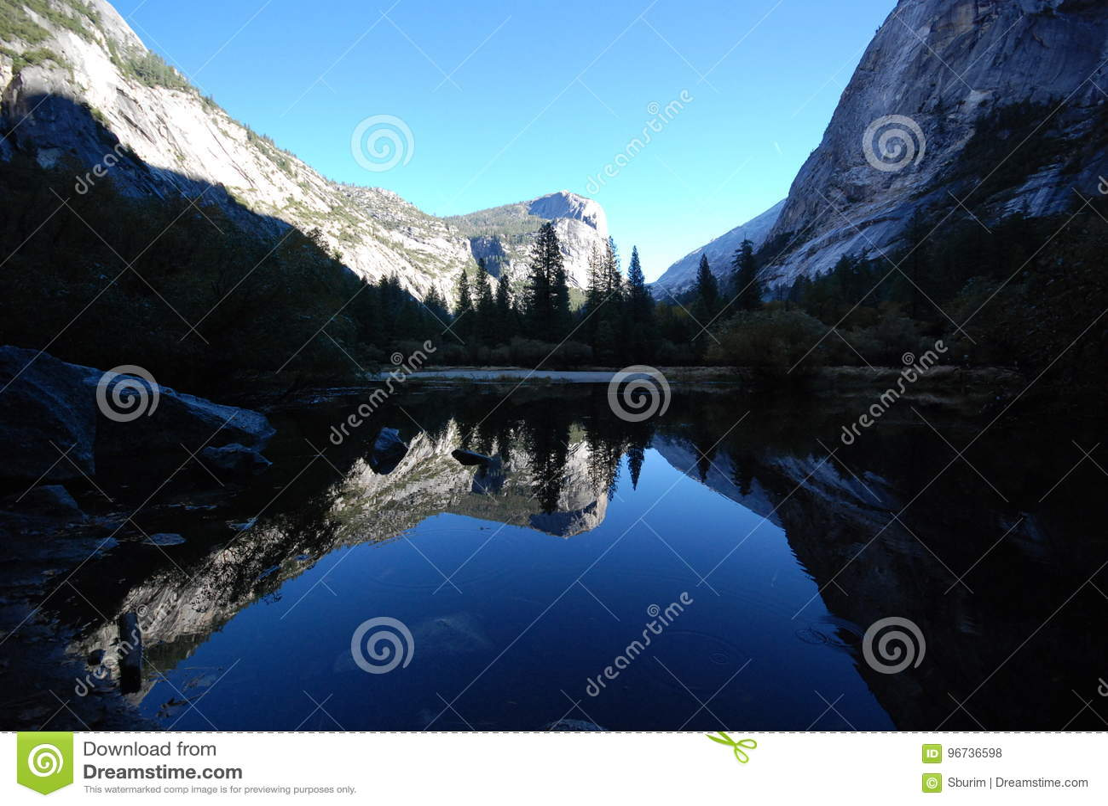 Spegel lake
