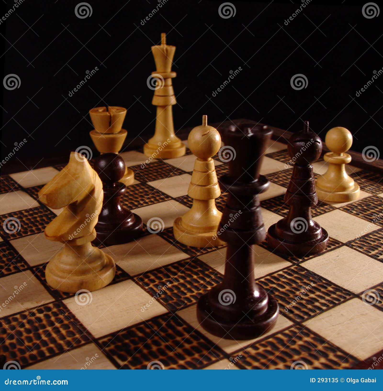 Spel van het schaak (2)