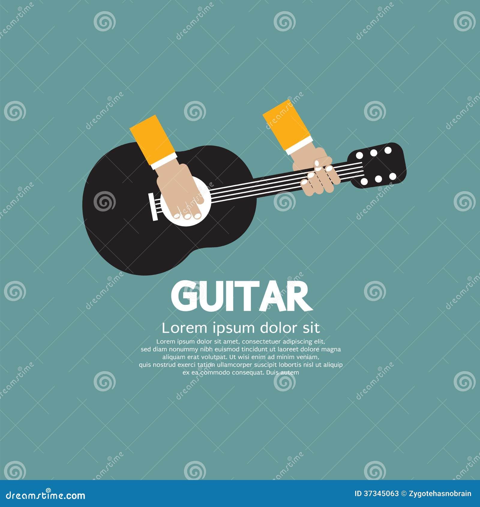 Spela för gitarr.