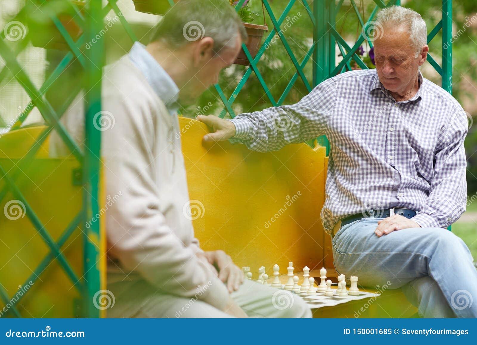 Spela schackyttersidan