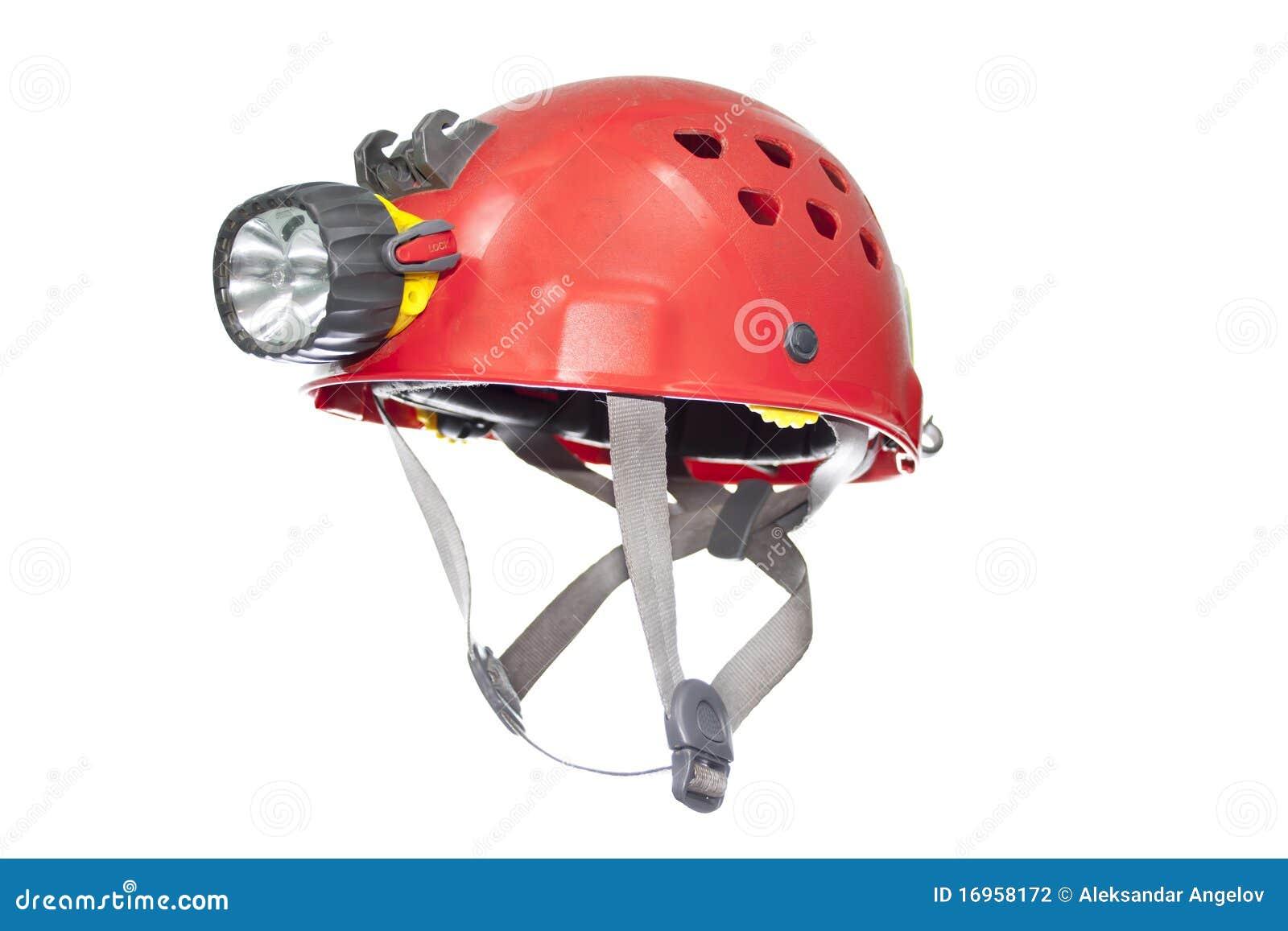 Speleo helmet