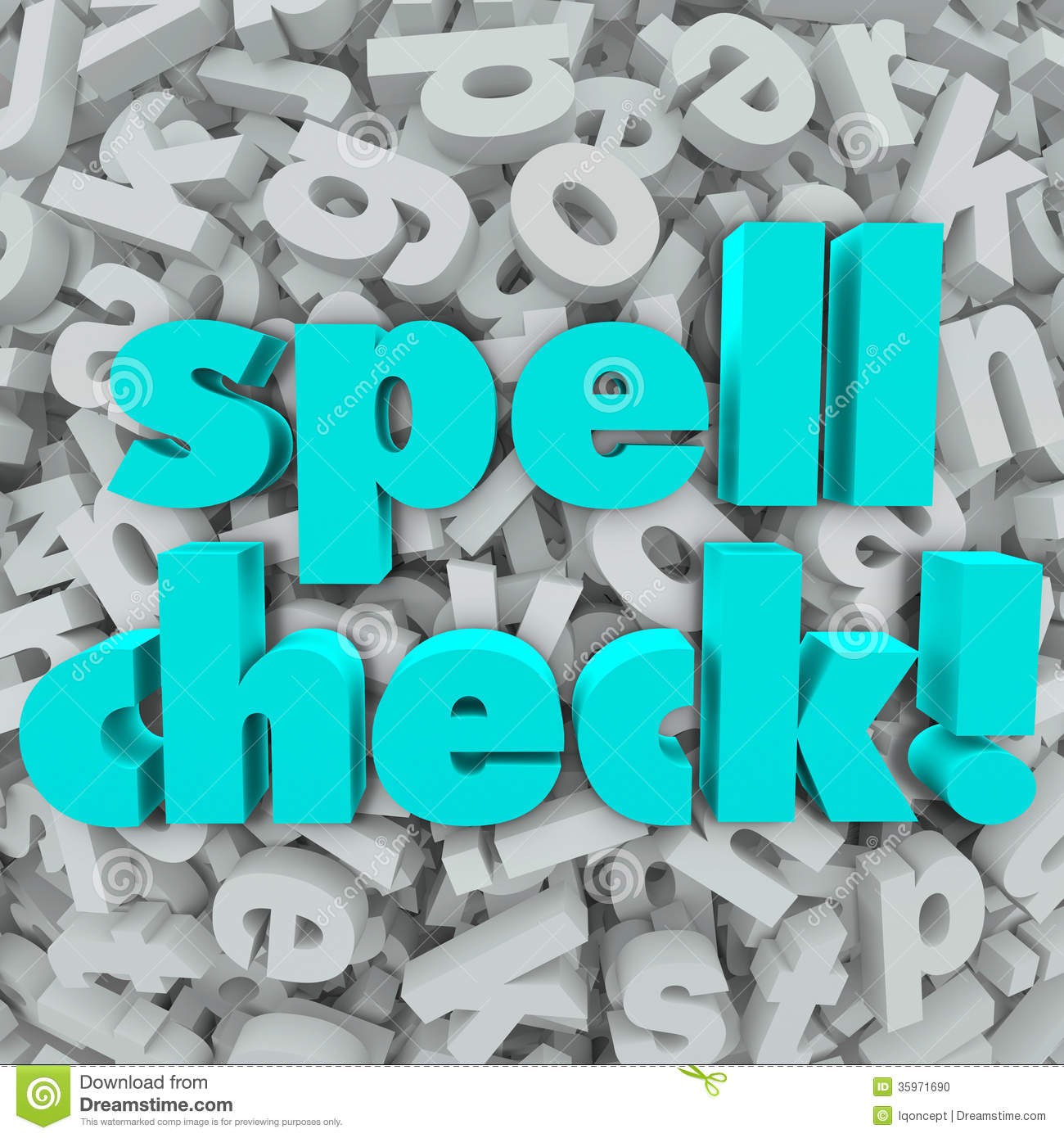 Spell These Words With These Letters