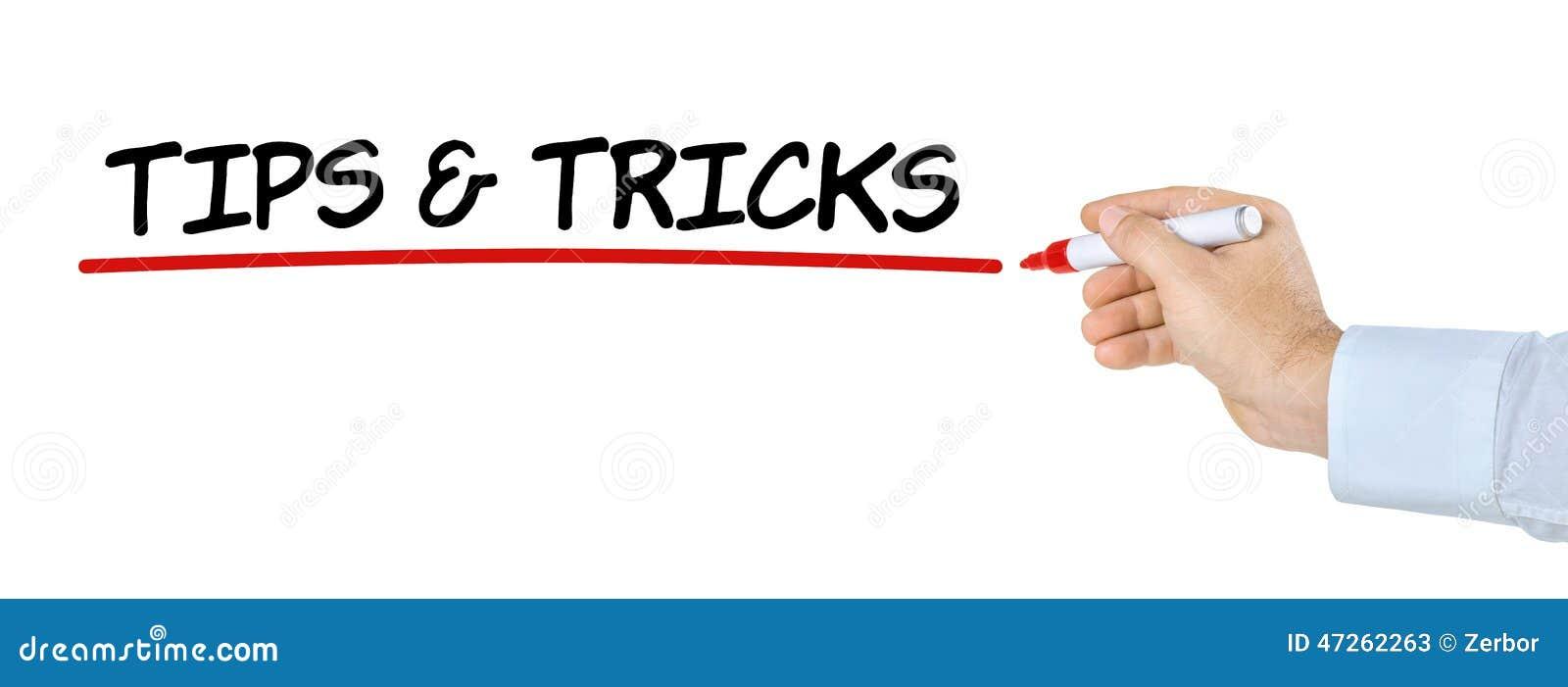 Spetsar och trick