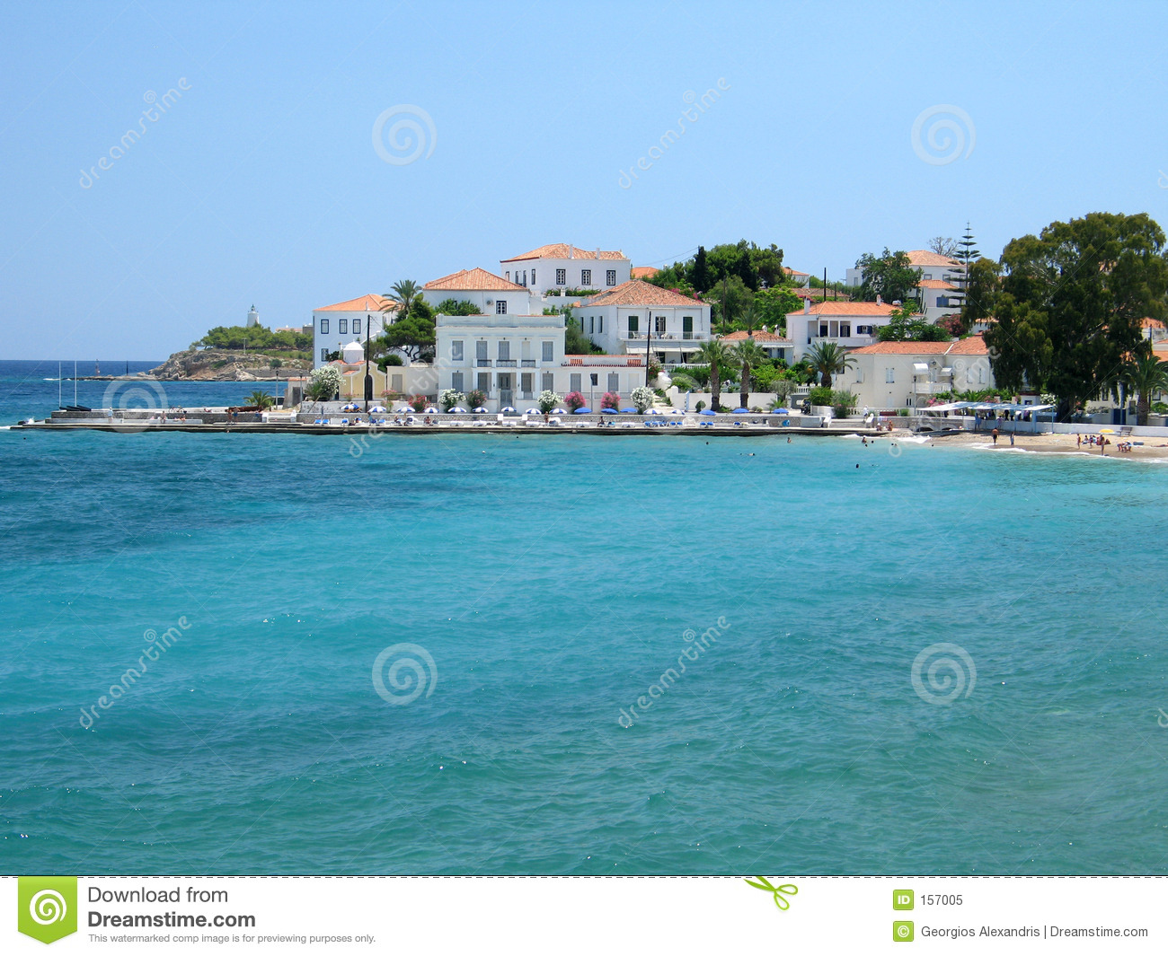 Spetses Town