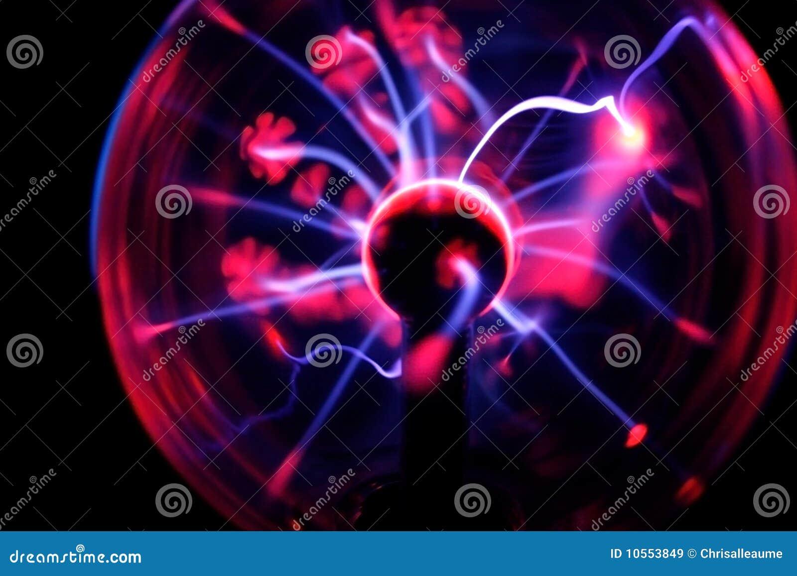 Sphère électrique de plasma