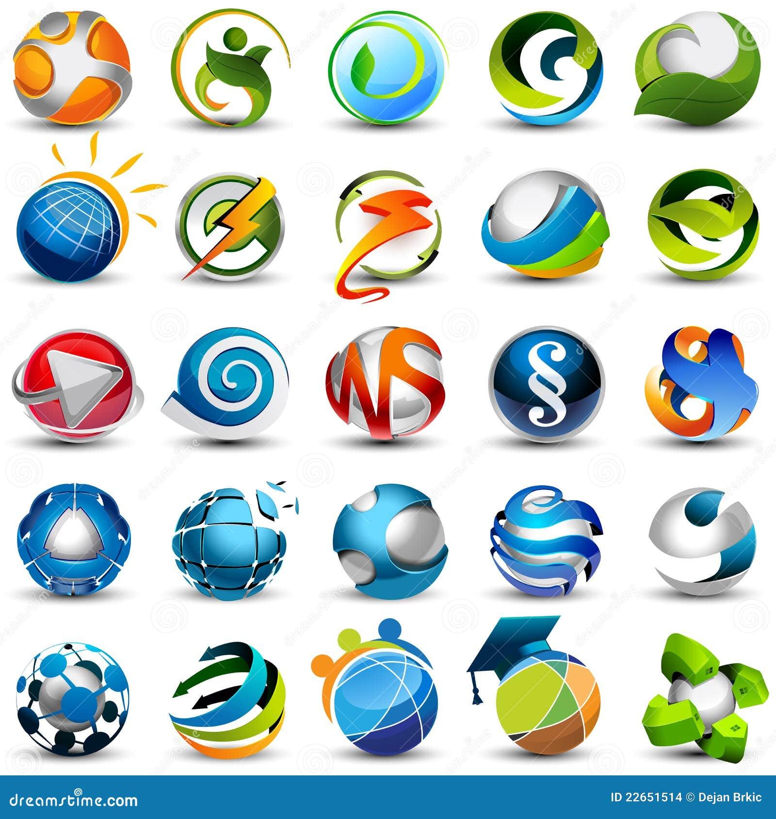 Sphere icons
