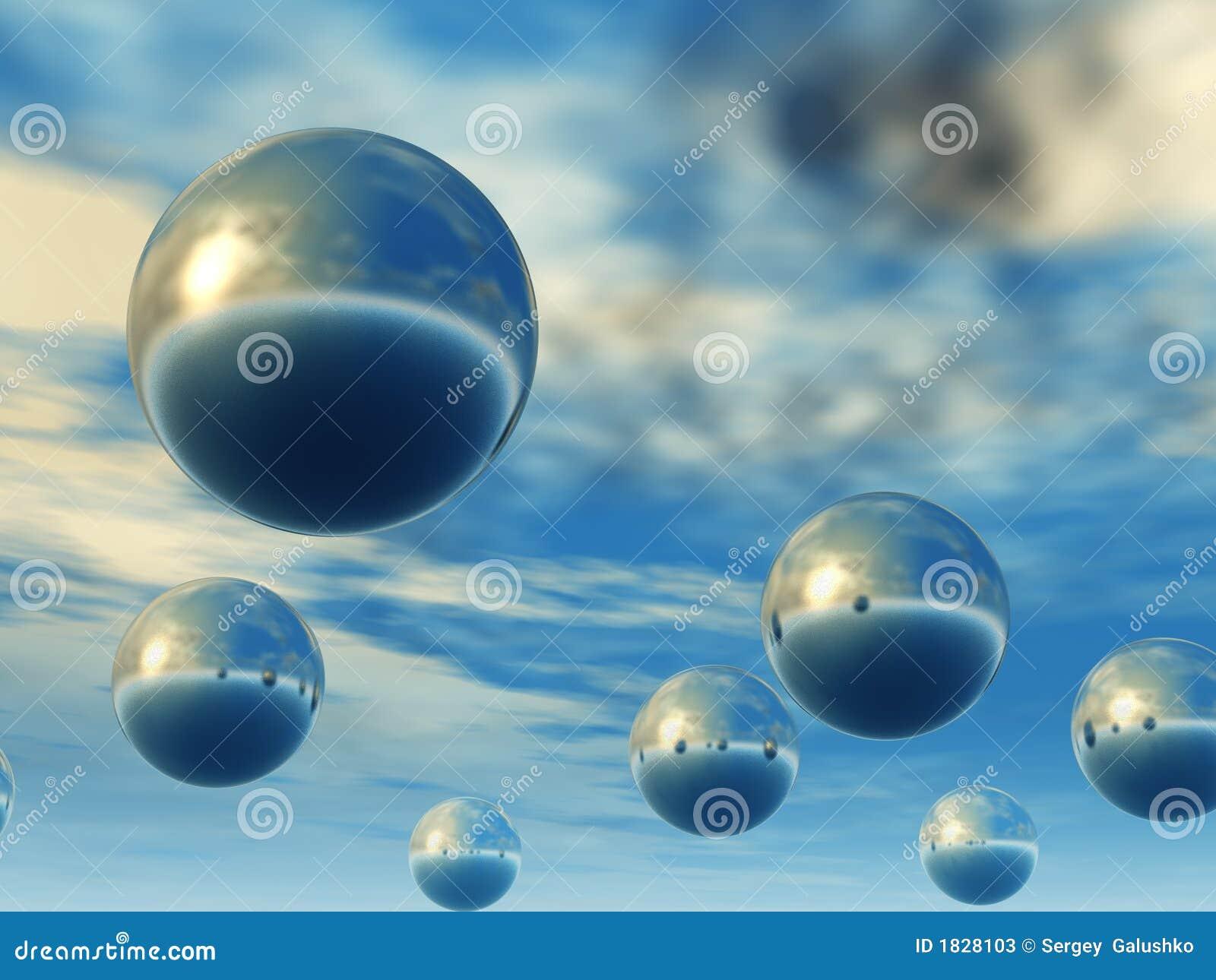 Spheres 3d