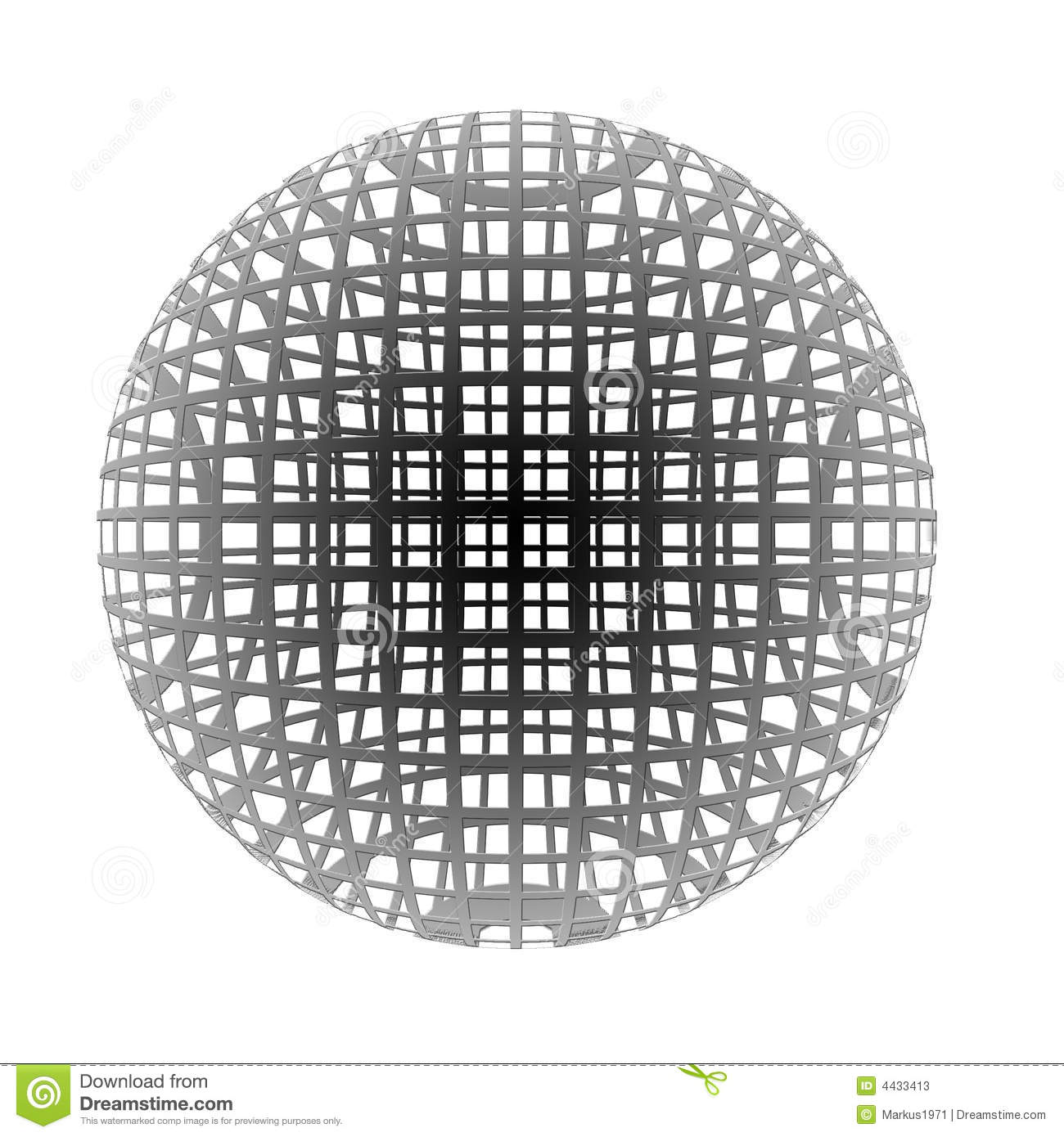 Spherical cage