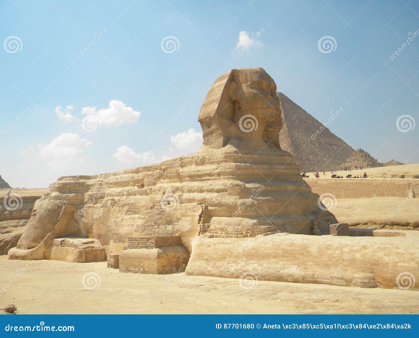 Sphinx à Giza