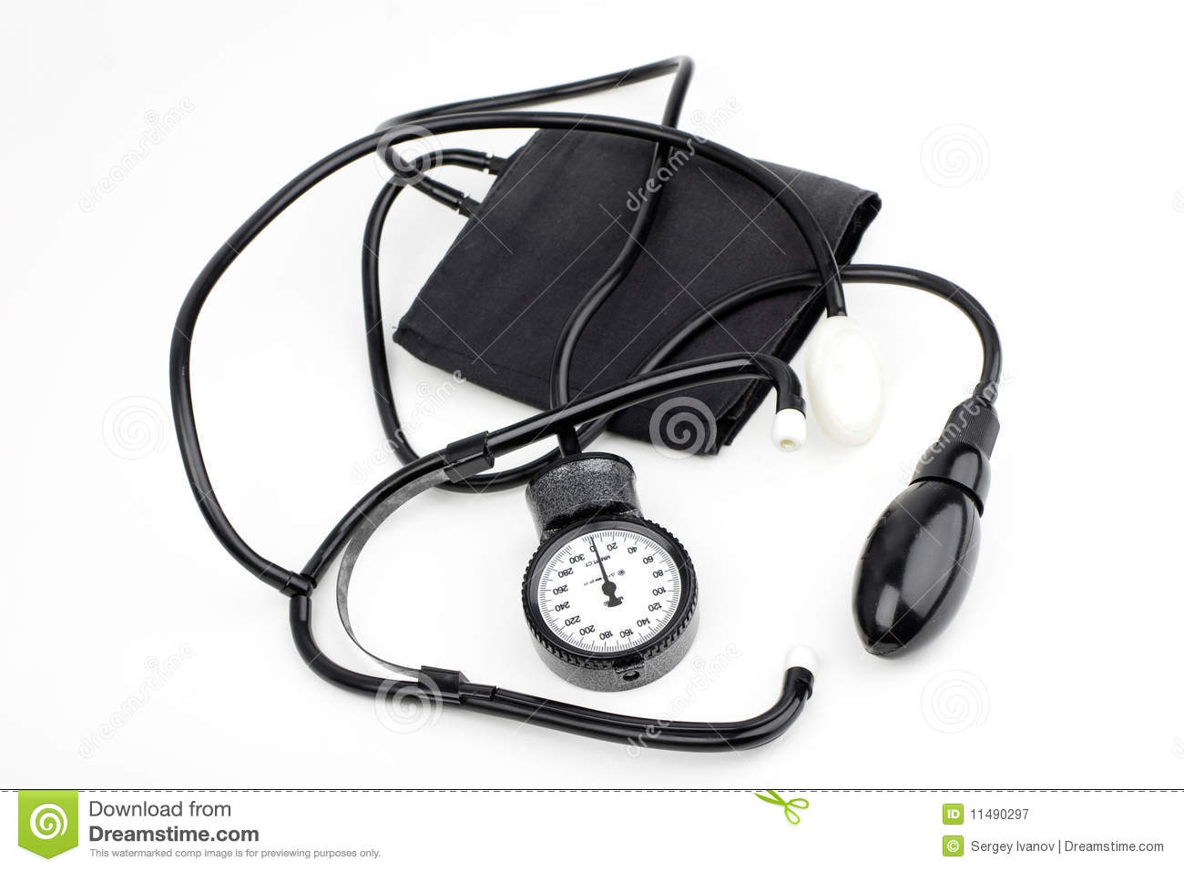 how to take blood pressure with sphygmomanometer