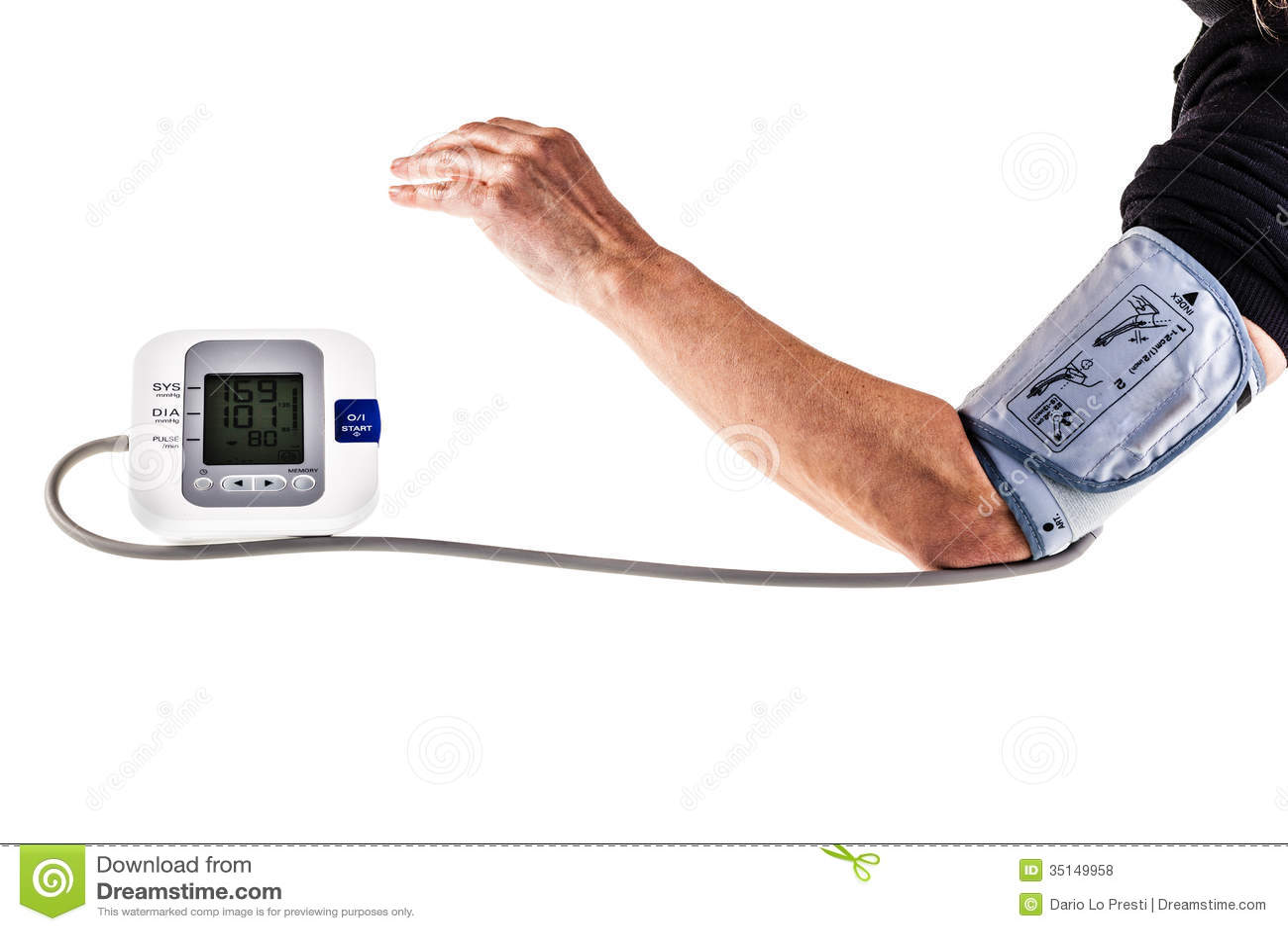 how to use sphygmomanometer video