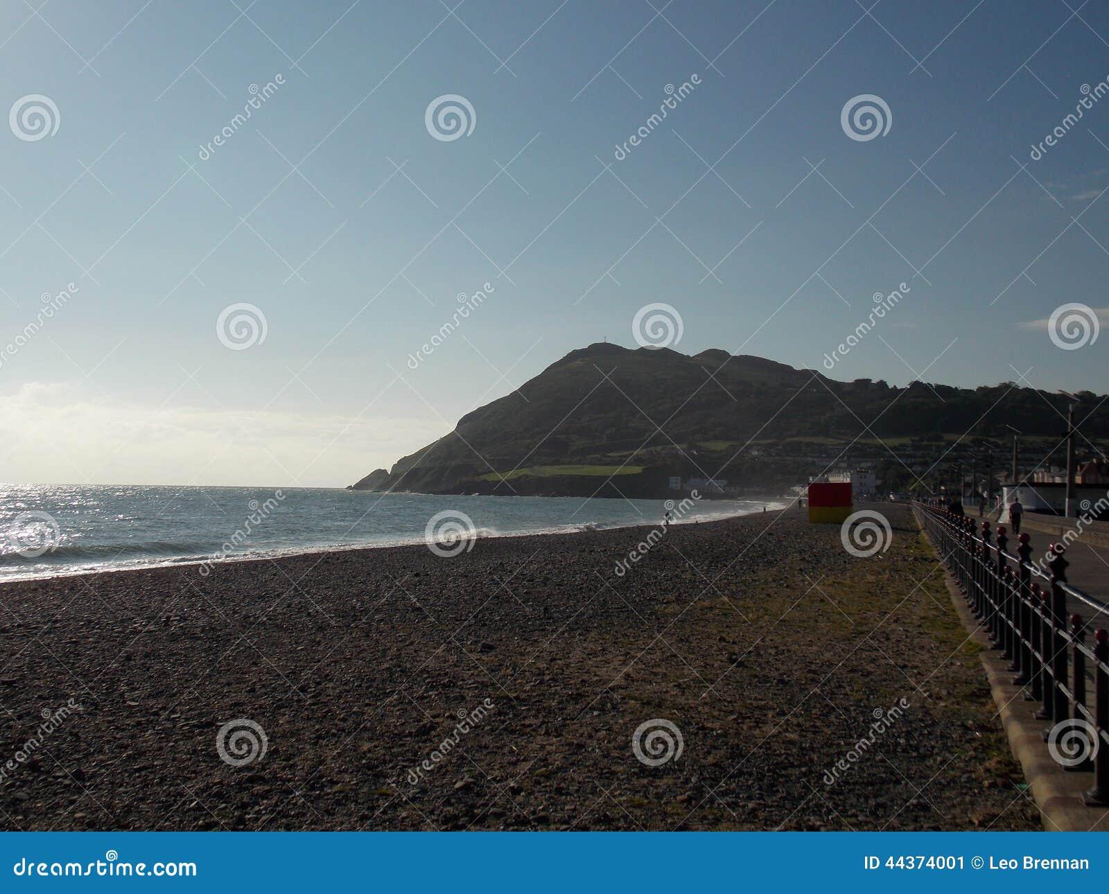 Spiaggia ad alba