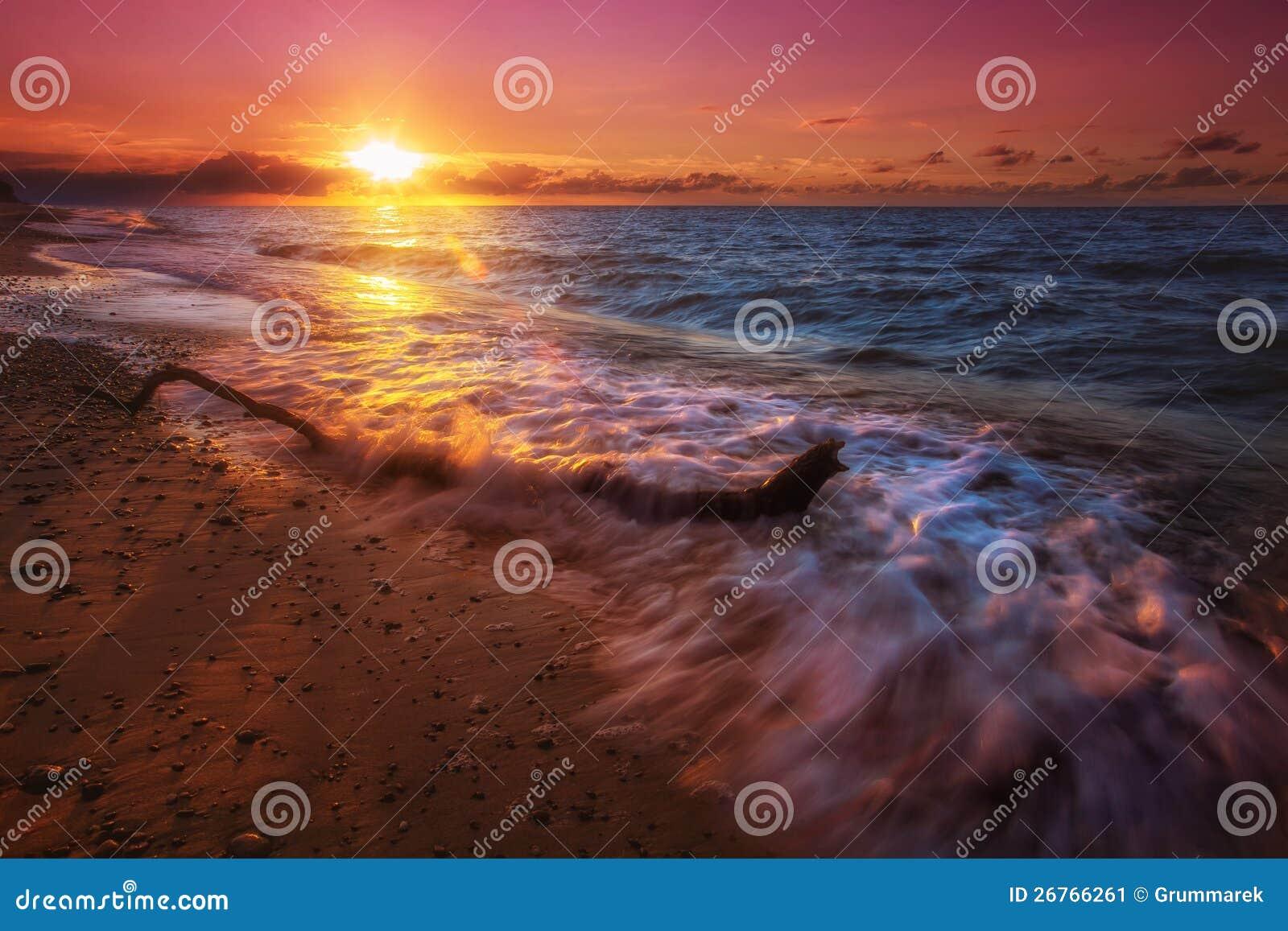 Spiaggia baltica